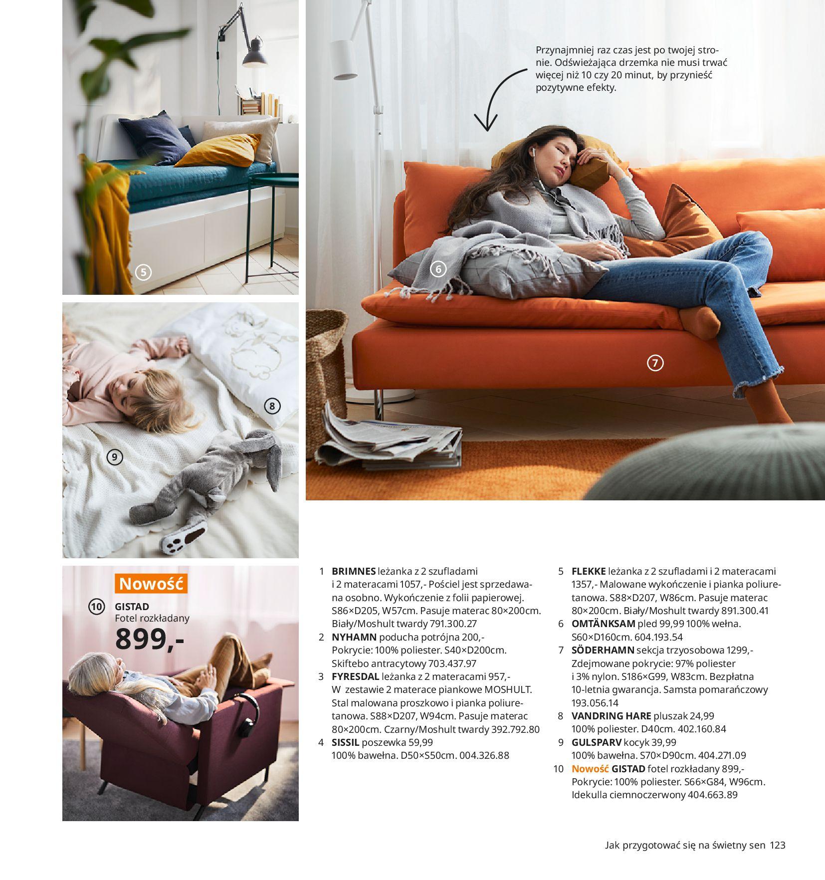 Gazetka IKEA:  Katalog IKEA 2021 2020-08-12 page-123