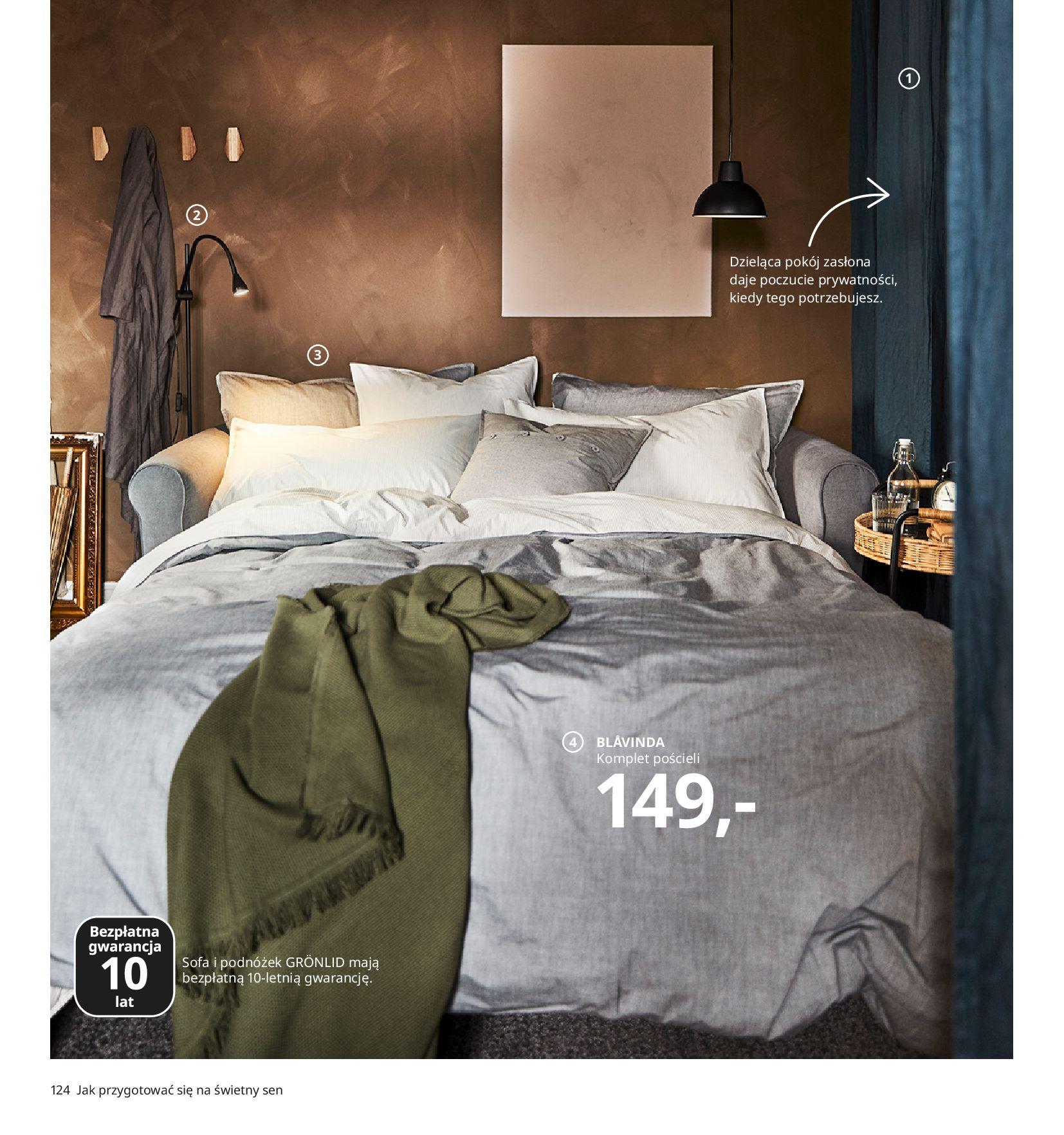 Gazetka IKEA:  Katalog IKEA 2021 2020-08-12 page-124
