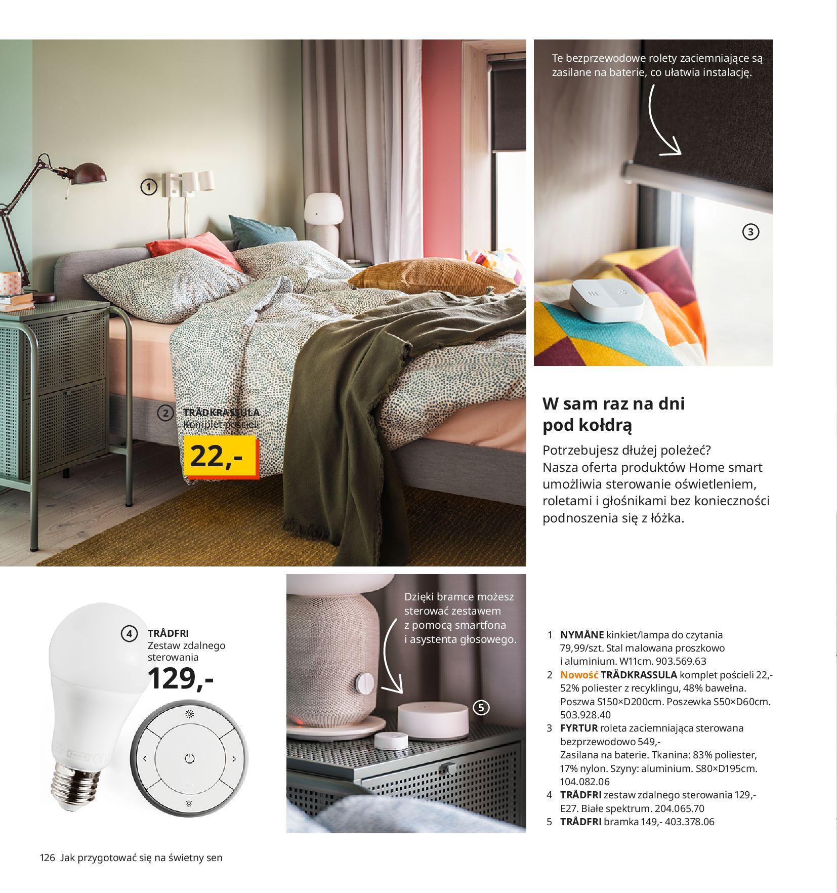 Gazetka IKEA:  Katalog IKEA 2021 2020-08-12 page-126