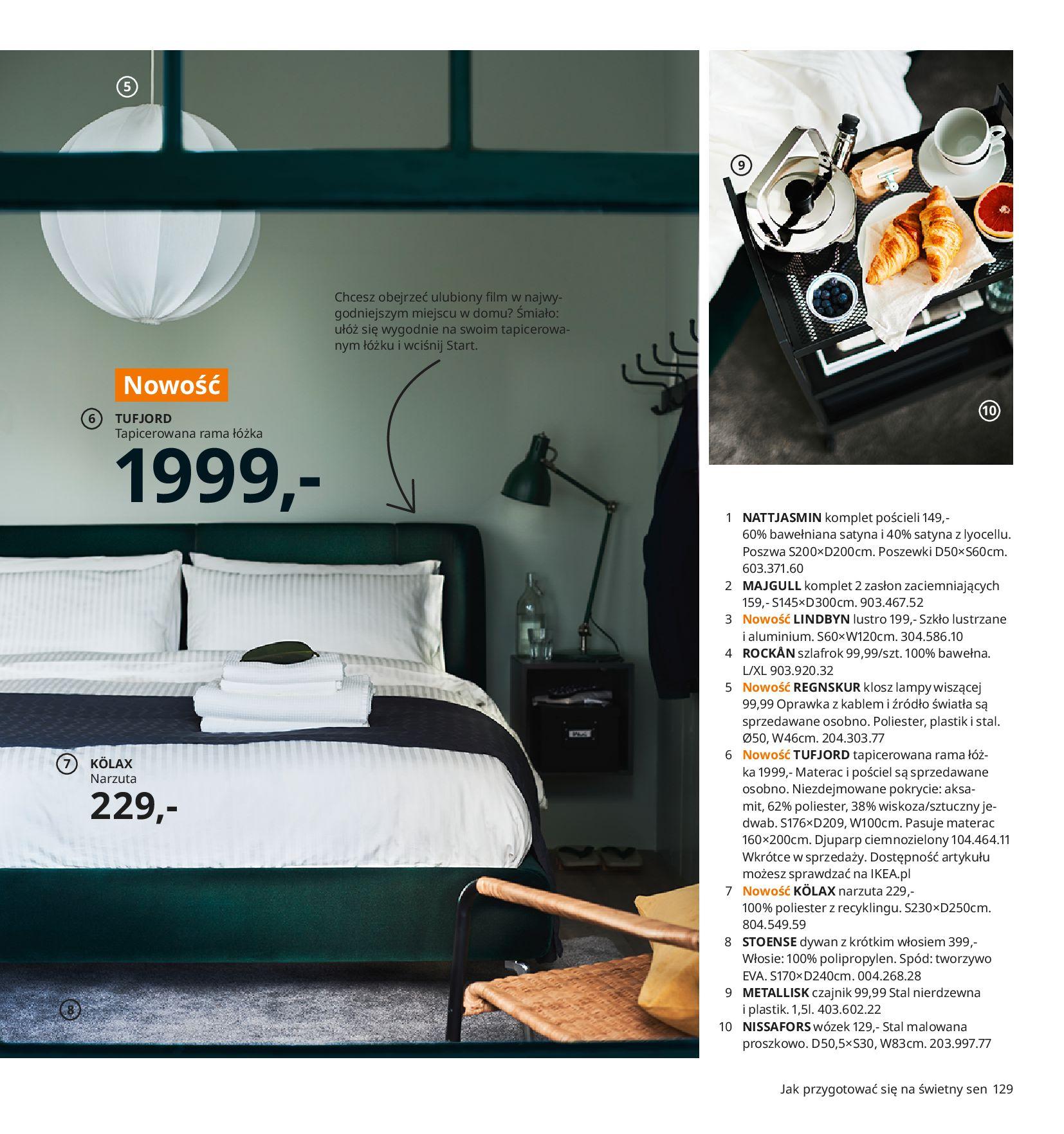Gazetka IKEA:  Katalog IKEA 2021 2020-08-12 page-129