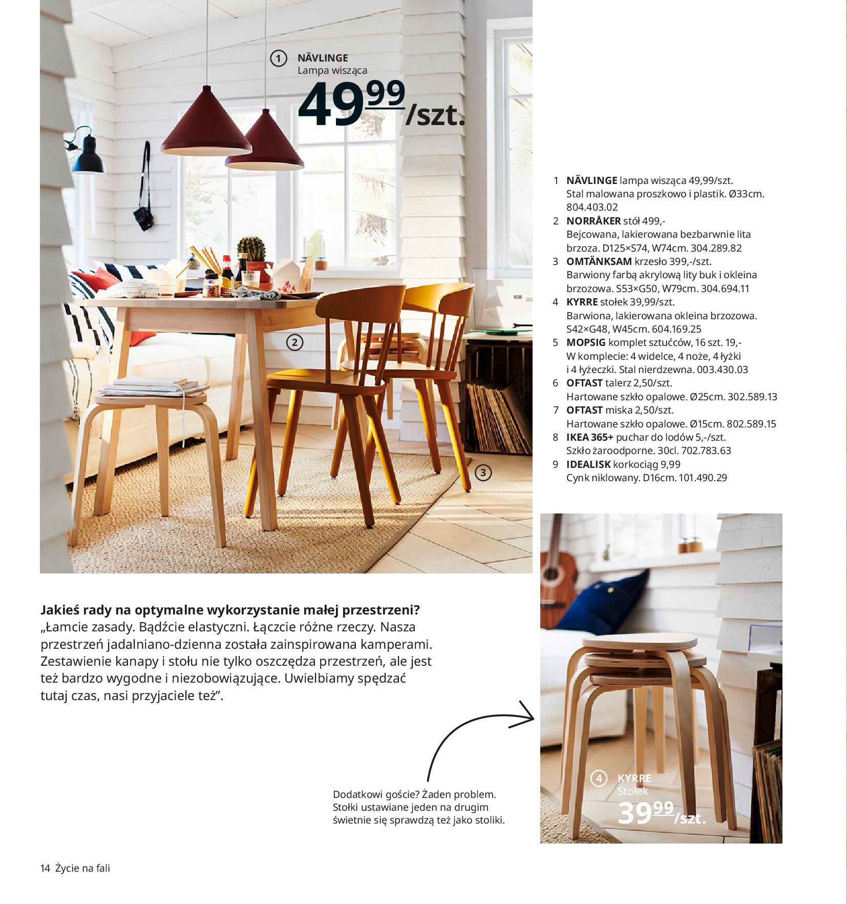 Gazetka IKEA:  Katalog IKEA 2021 2020-08-12 page-14