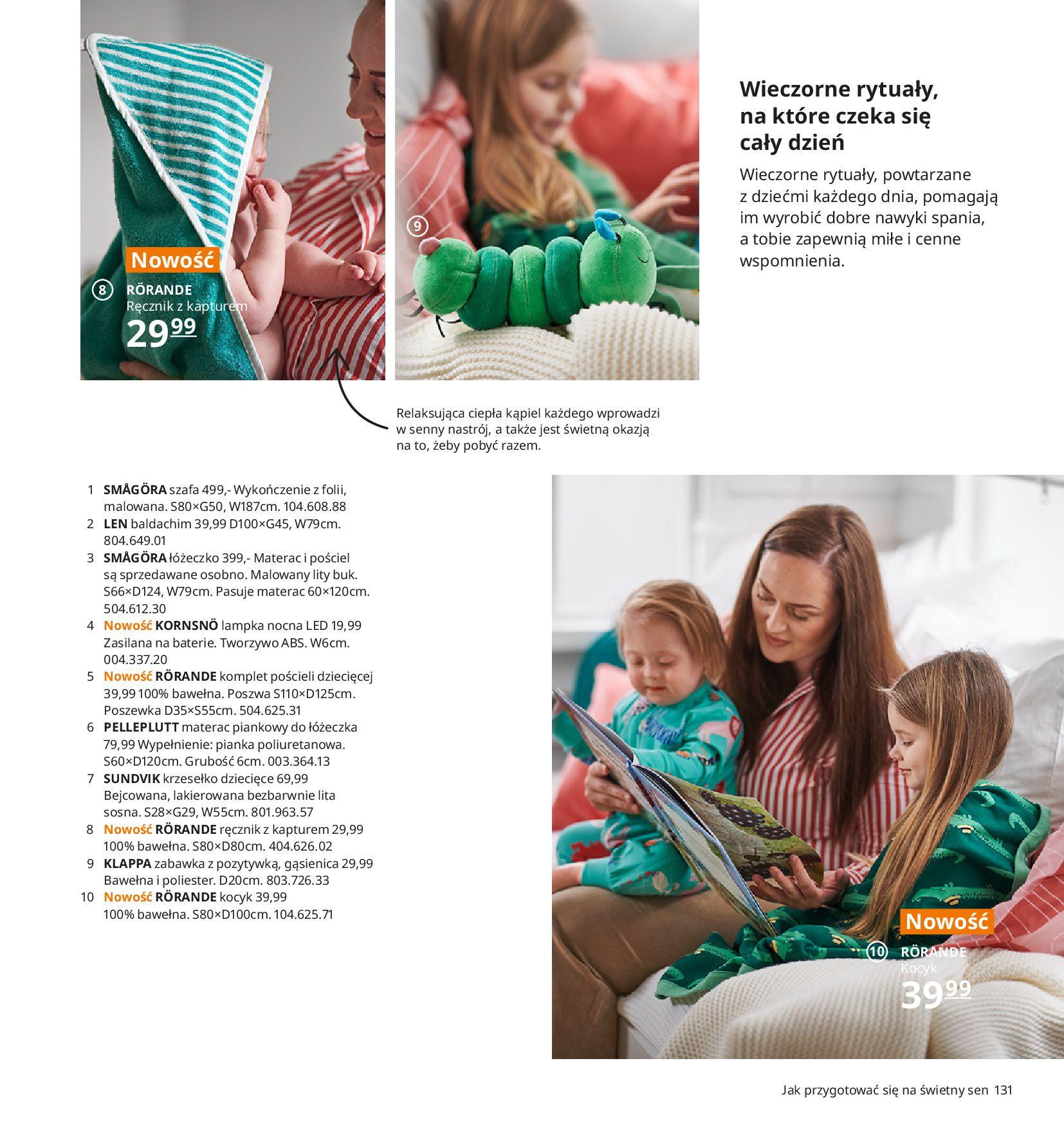 Gazetka IKEA:  Katalog IKEA 2021 2020-08-12 page-131
