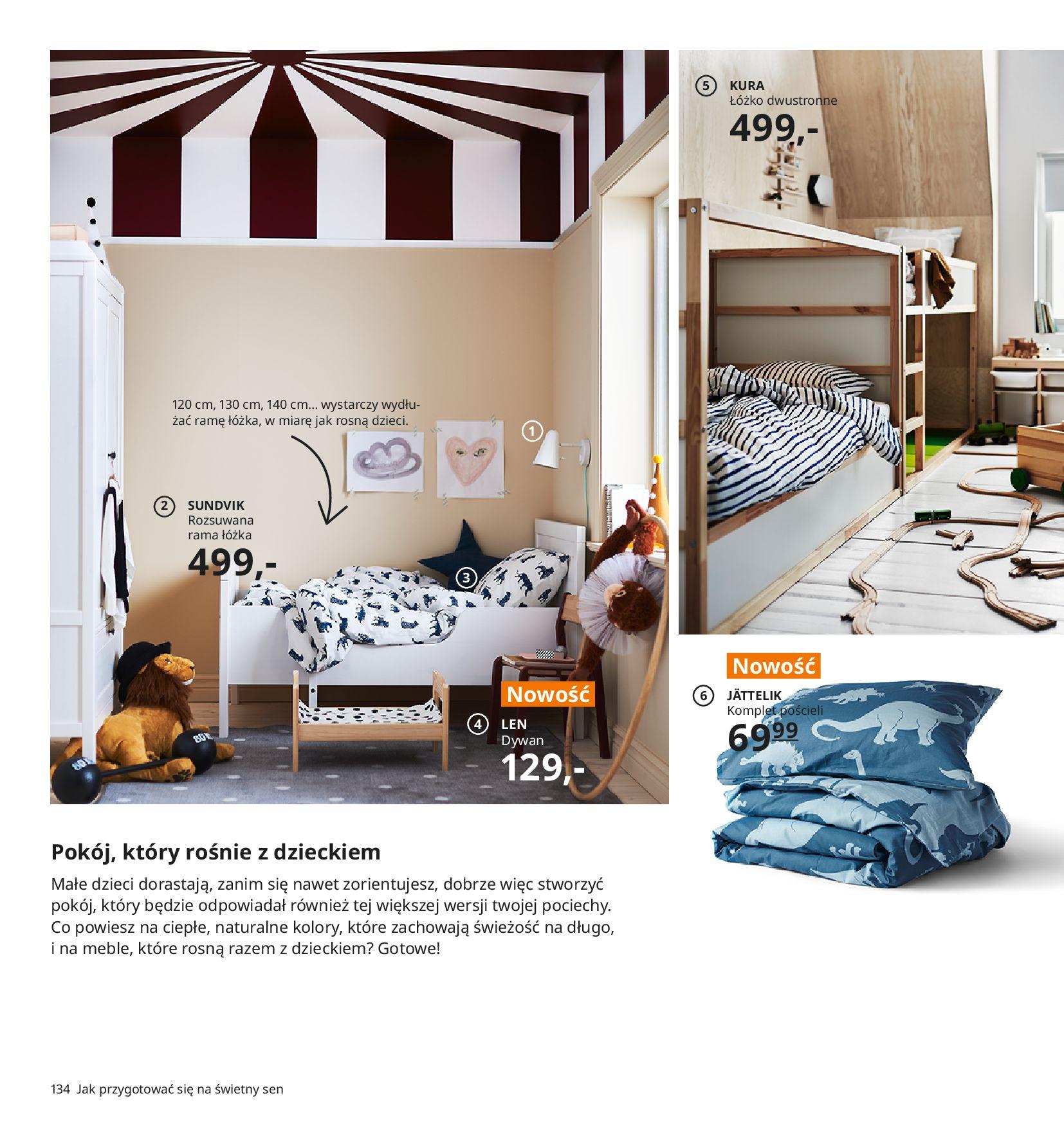 Gazetka IKEA:  Katalog IKEA 2021 2020-08-12 page-134