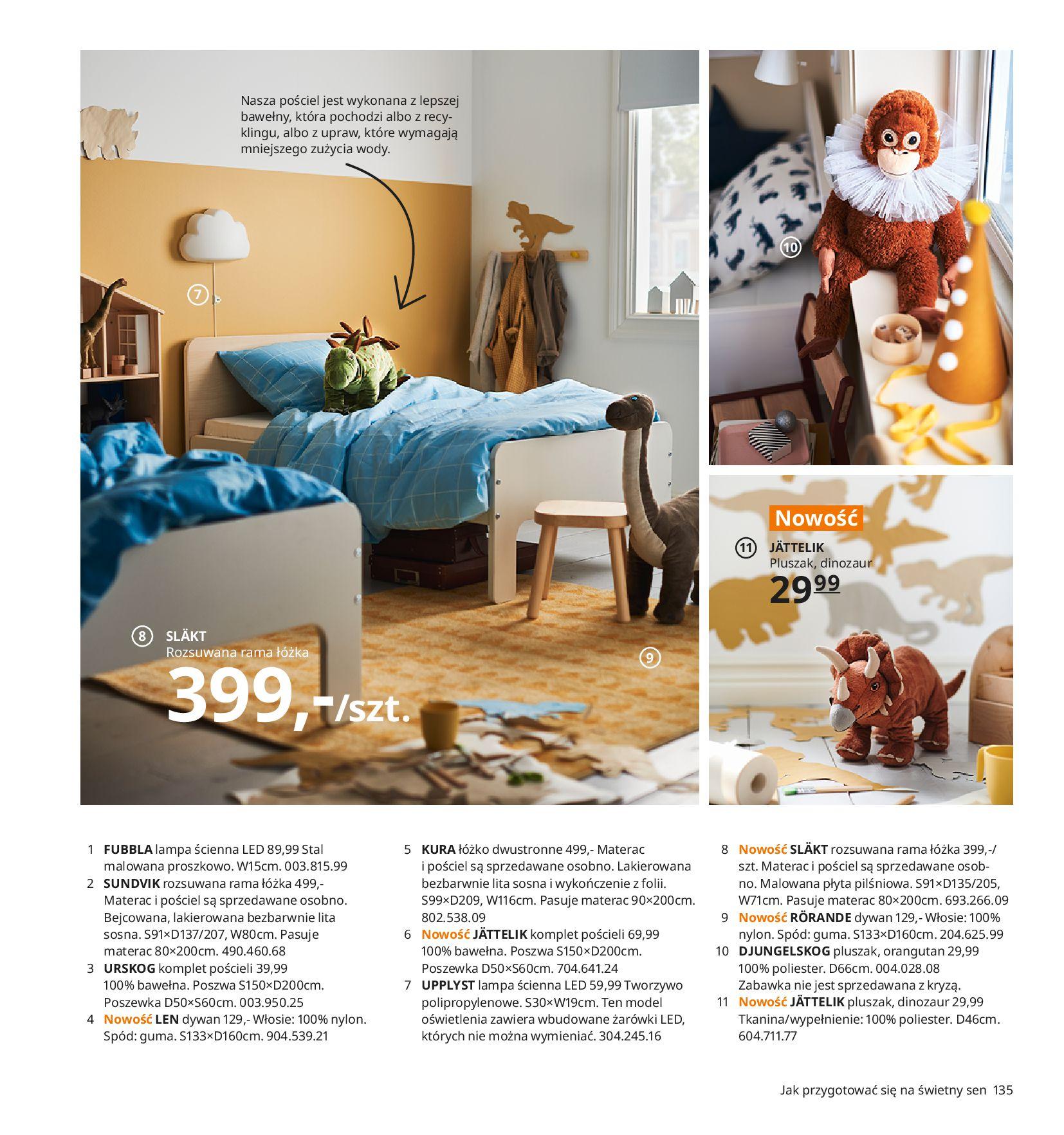 Gazetka IKEA:  Katalog IKEA 2021 2020-08-12 page-135