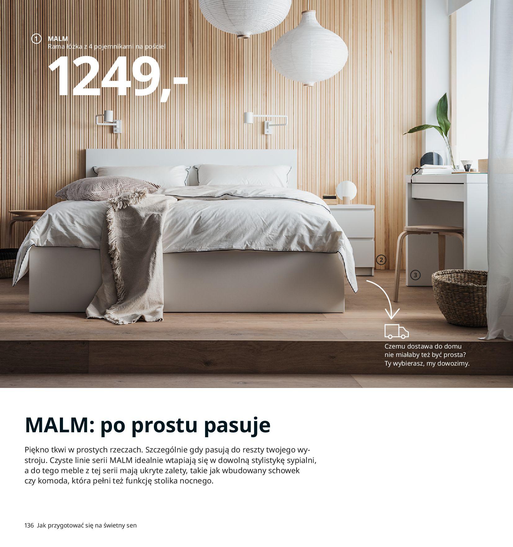 Gazetka IKEA:  Katalog IKEA 2021 2020-08-12 page-136
