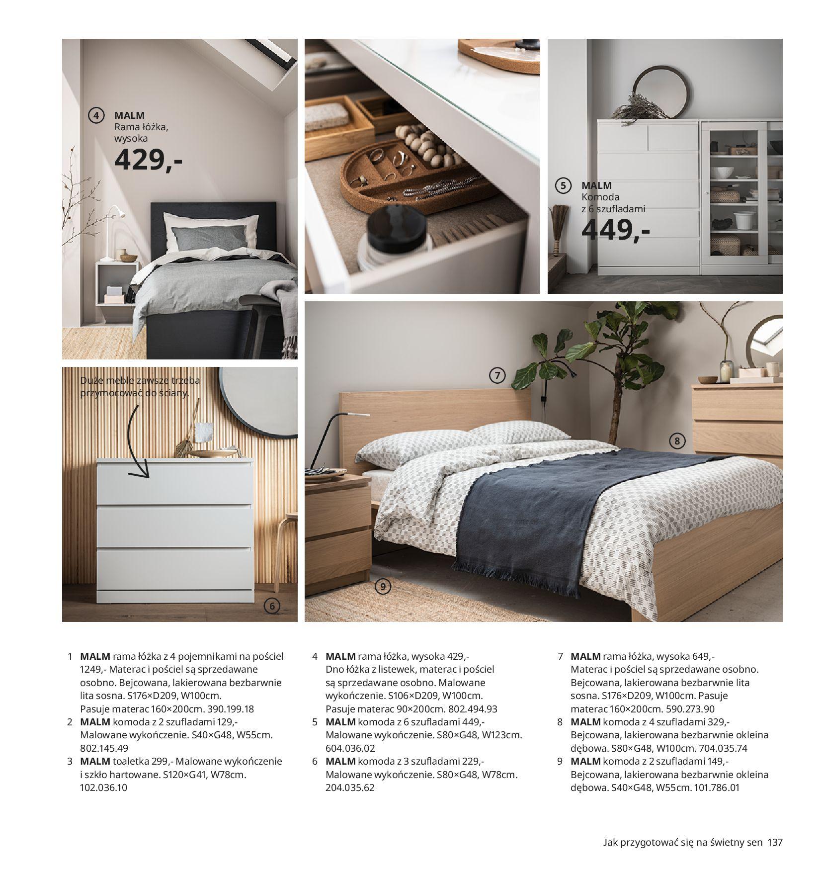 Gazetka IKEA:  Katalog IKEA 2021 2020-08-12 page-137