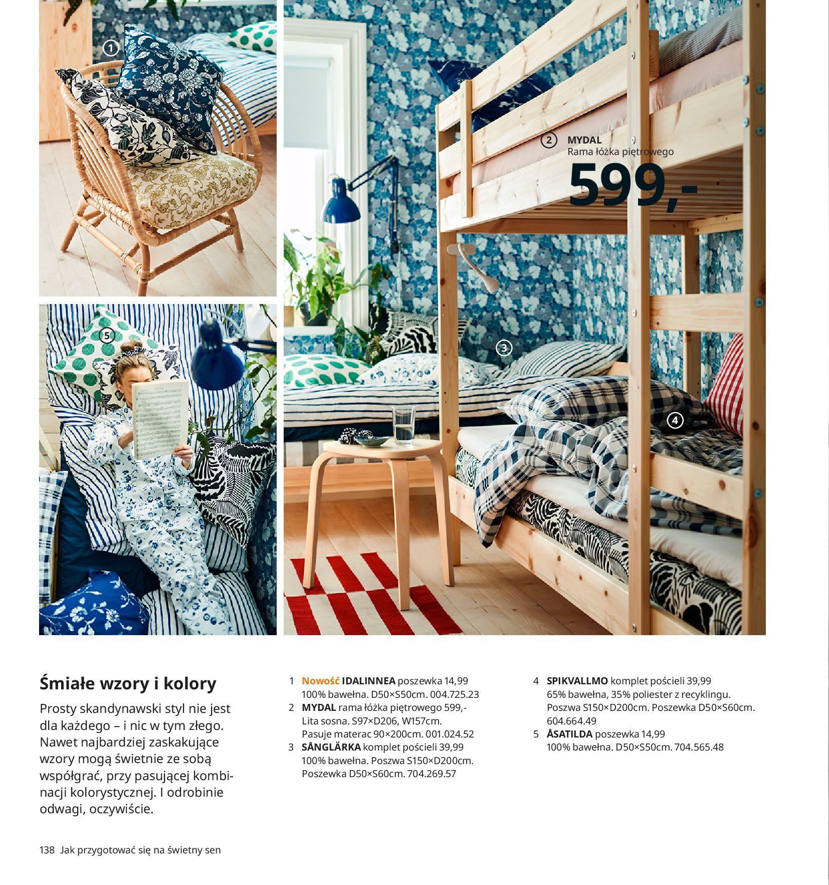 Gazetka IKEA:  Katalog IKEA 2021 2020-08-12 page-138