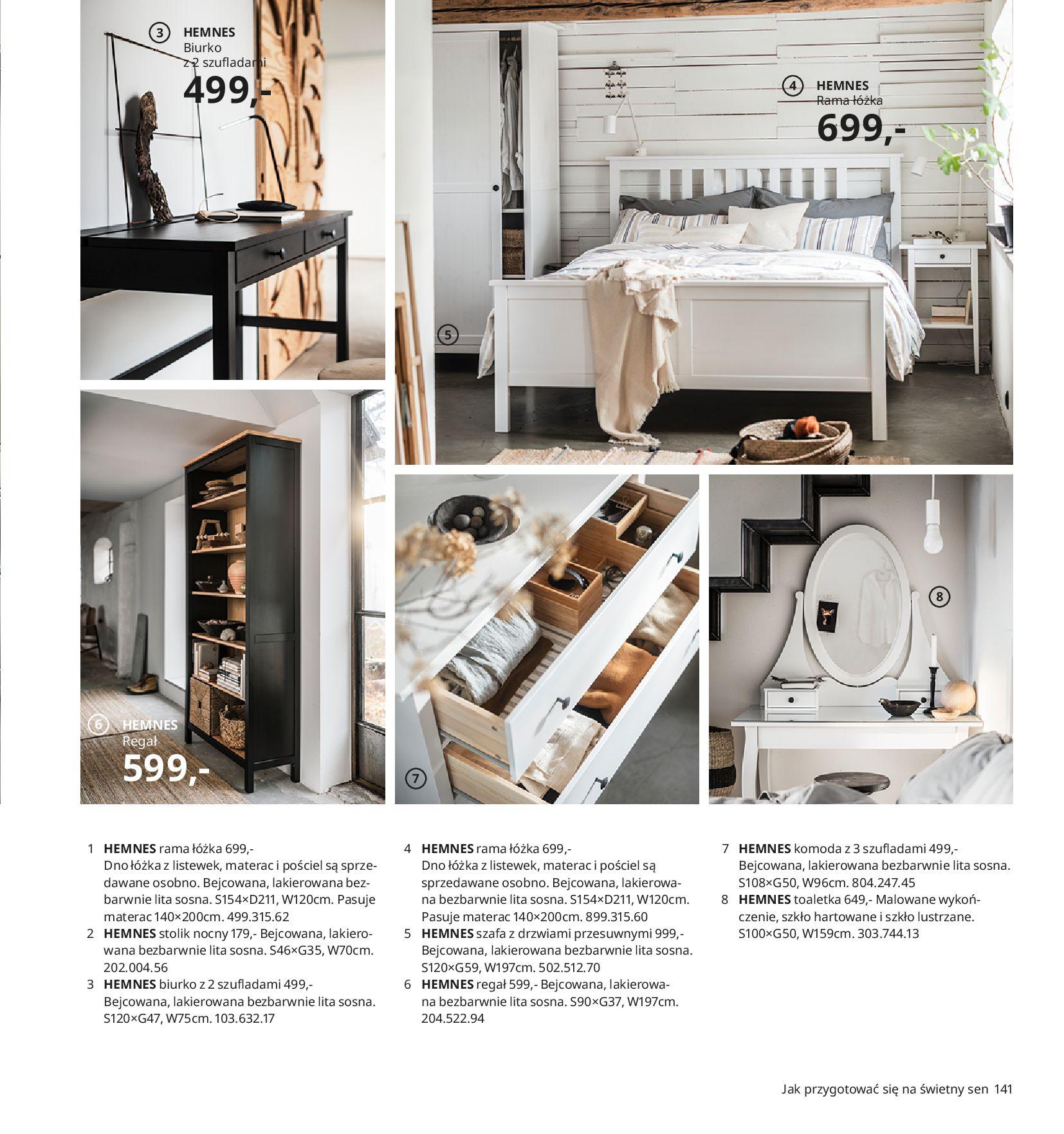 Gazetka IKEA:  Katalog IKEA 2021 2020-08-12 page-141