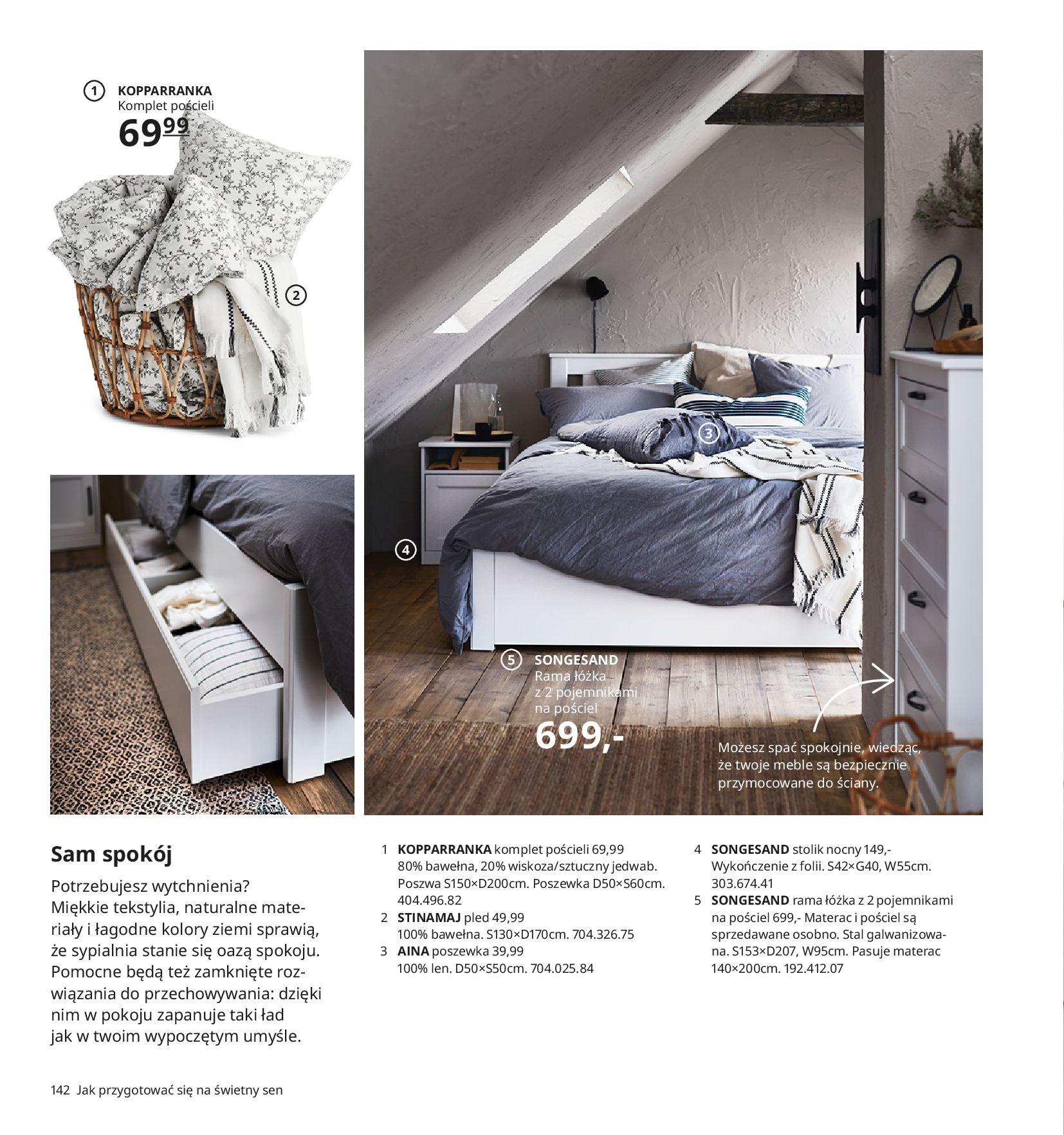 Gazetka IKEA:  Katalog IKEA 2021 2020-08-12 page-142