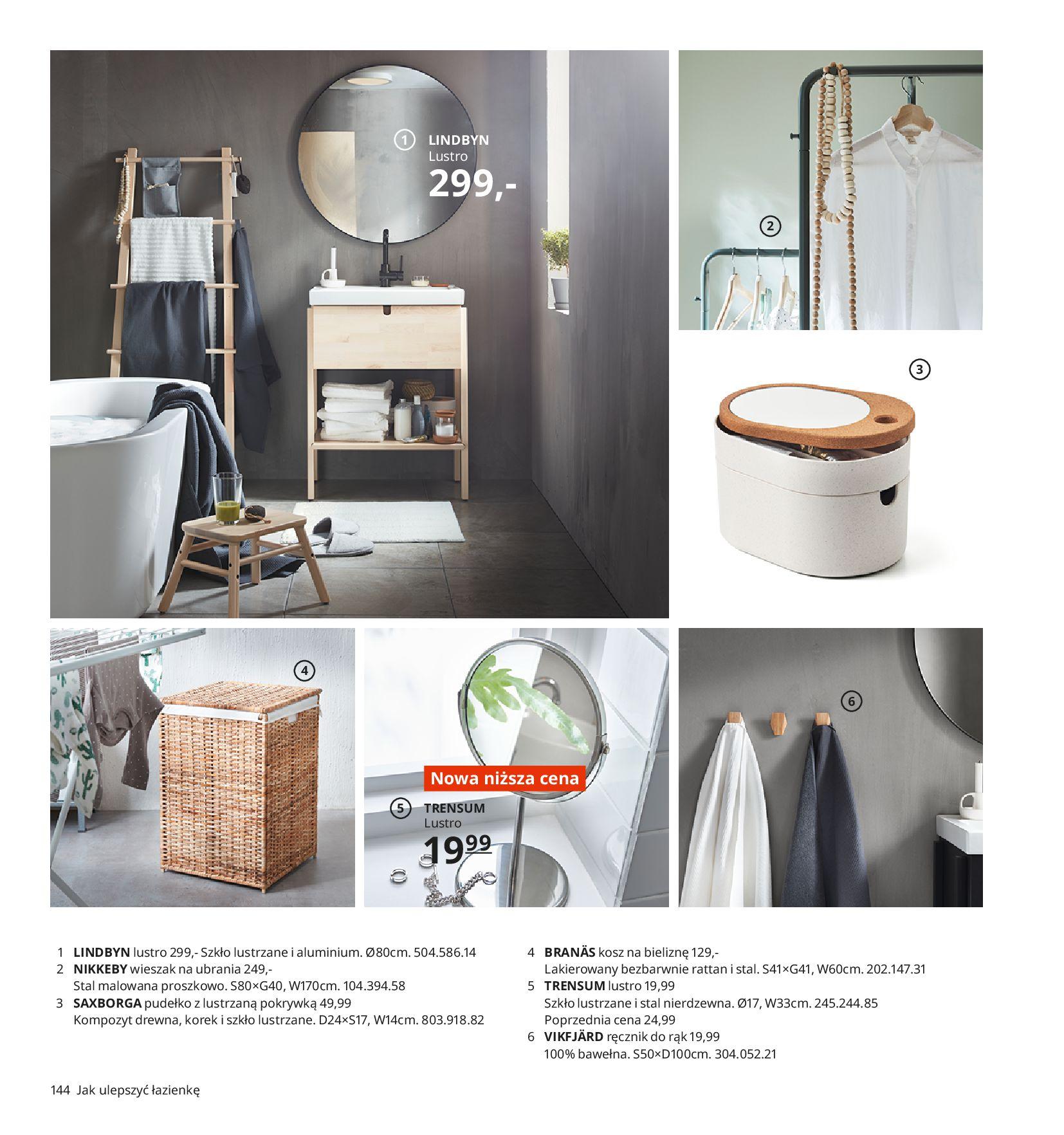 Gazetka IKEA:  Katalog IKEA 2021 2020-08-12 page-144