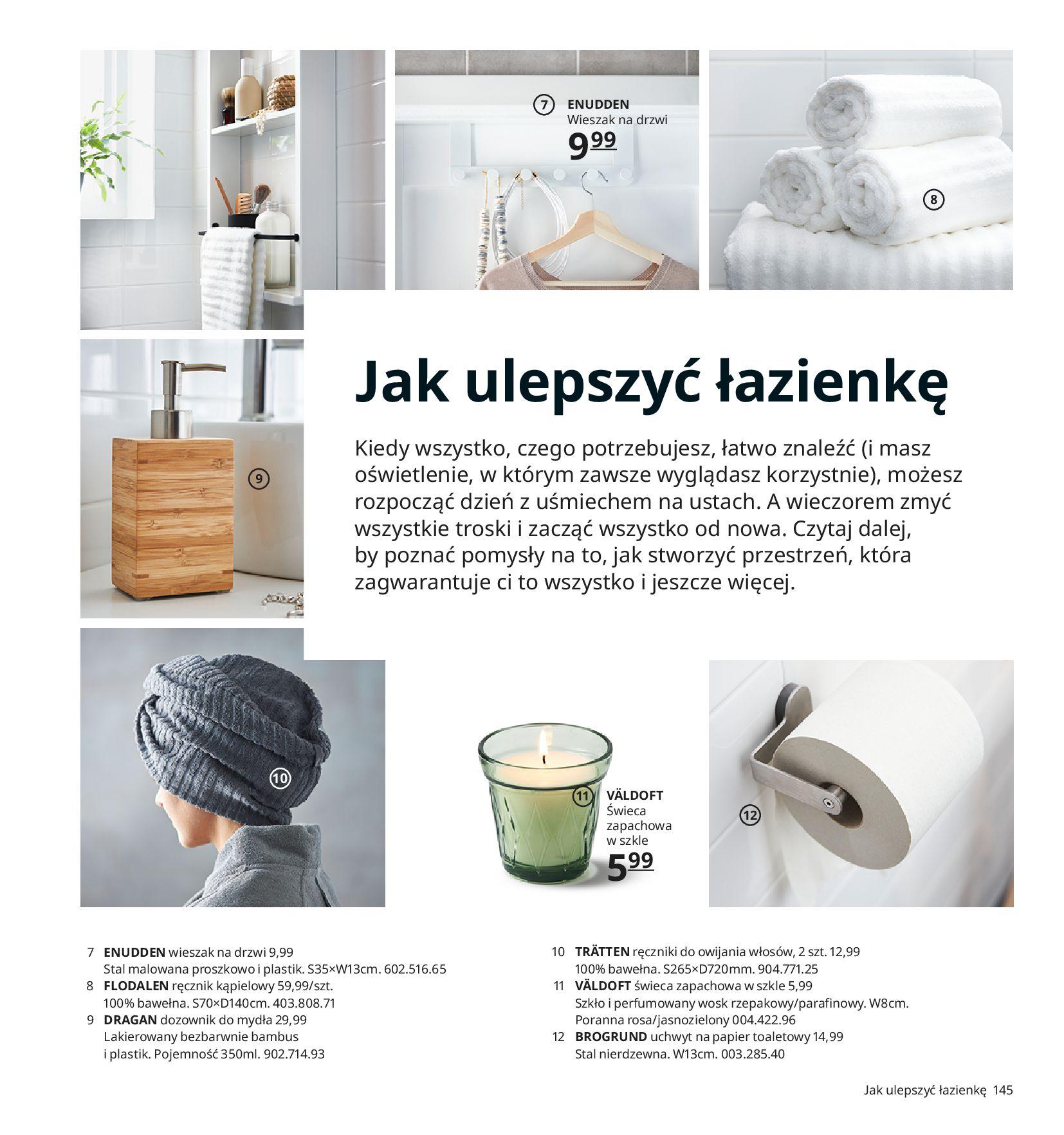 Gazetka IKEA:  Katalog IKEA 2021 2020-08-12 page-145
