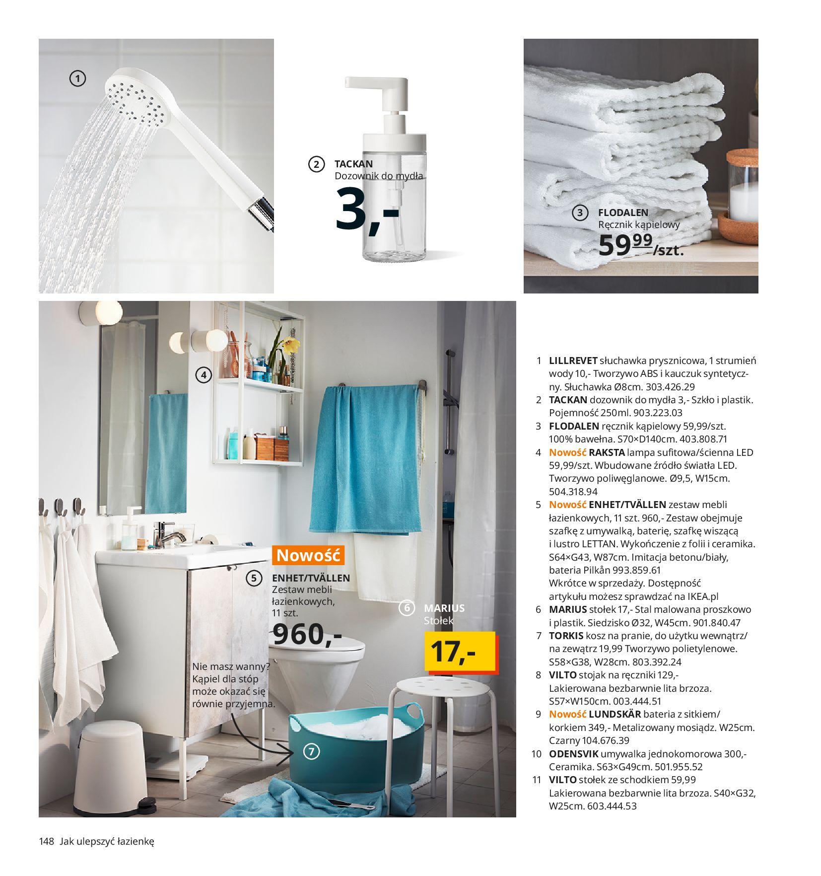 Gazetka IKEA:  Katalog IKEA 2021 2020-08-12 page-148