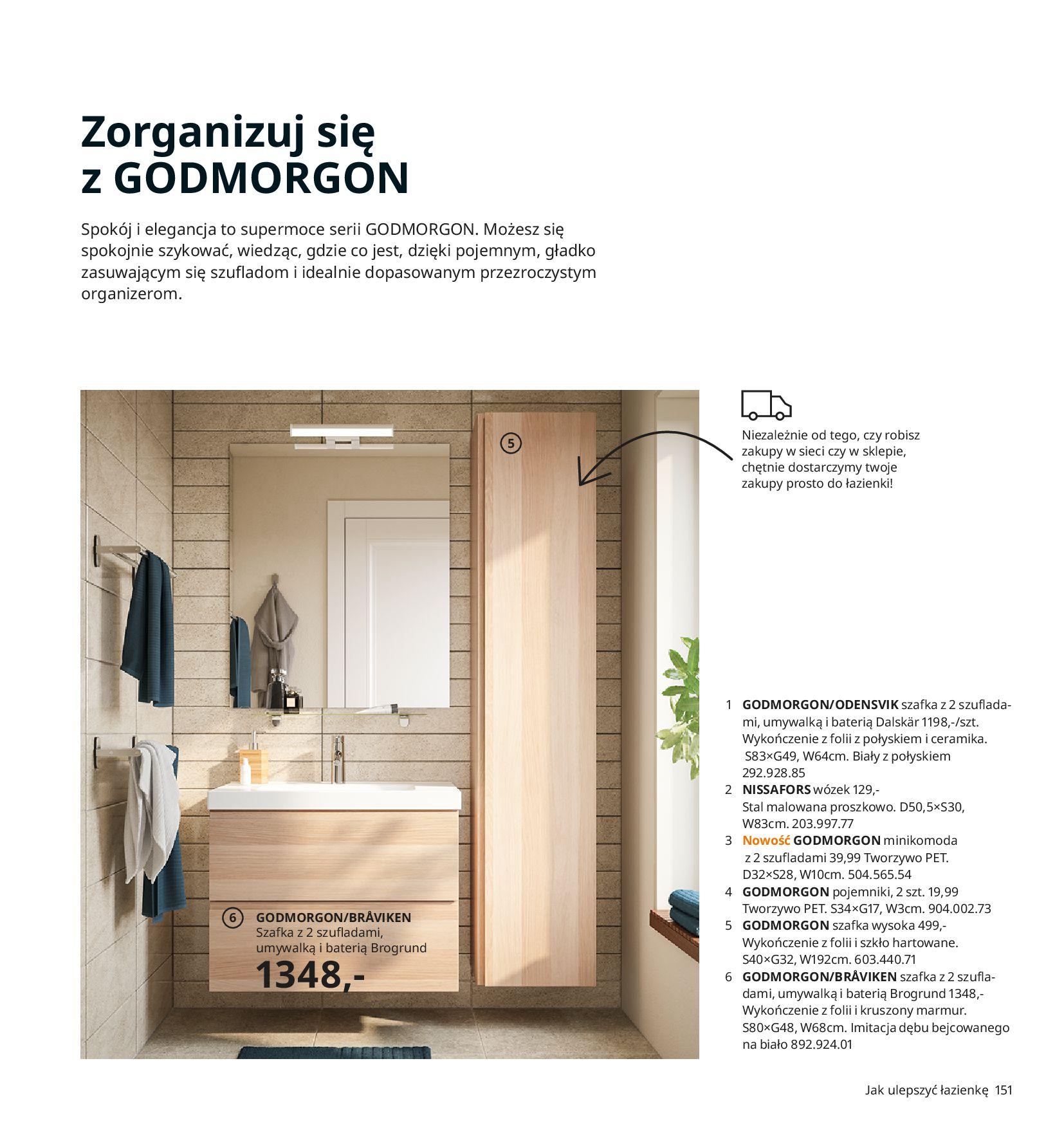 Gazetka IKEA:  Katalog IKEA 2021 2020-08-12 page-151
