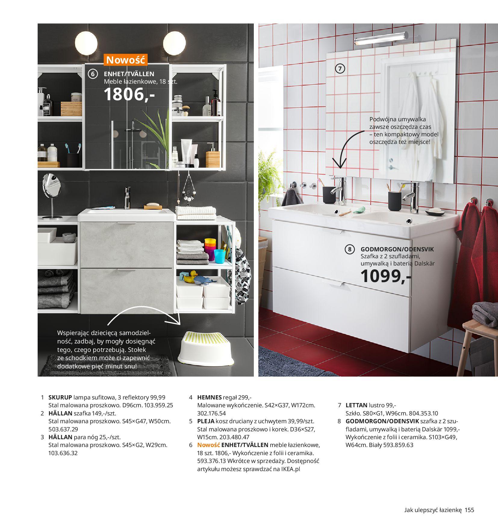 Gazetka IKEA:  Katalog IKEA 2021 2020-08-12 page-155