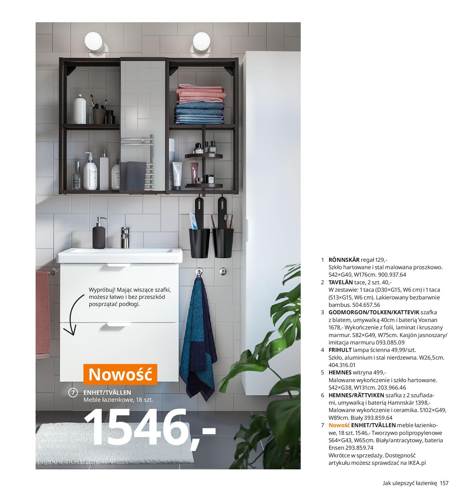 Gazetka IKEA:  Katalog IKEA 2021 2020-08-12 page-157