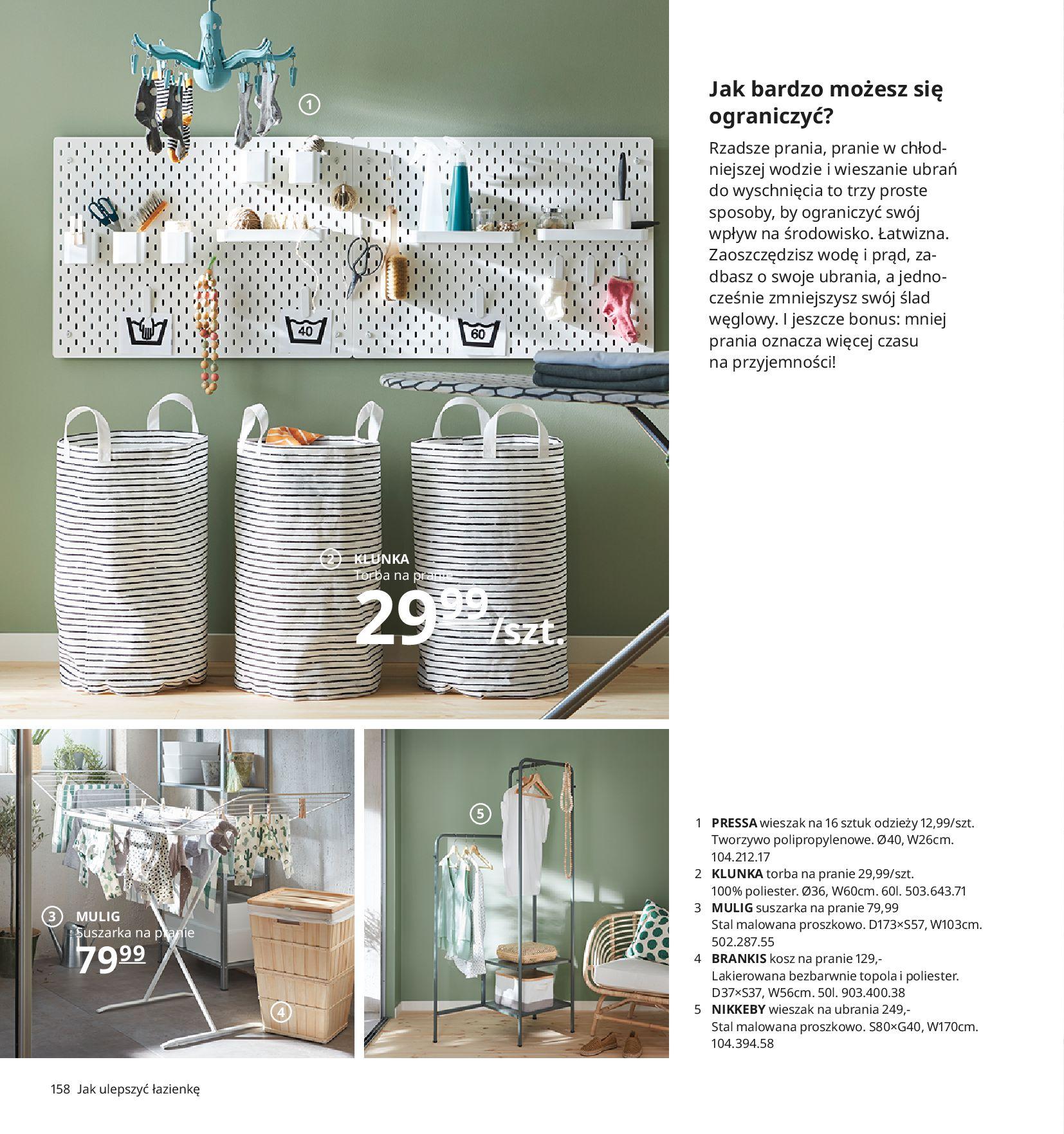 Gazetka IKEA:  Katalog IKEA 2021 2020-08-12 page-158