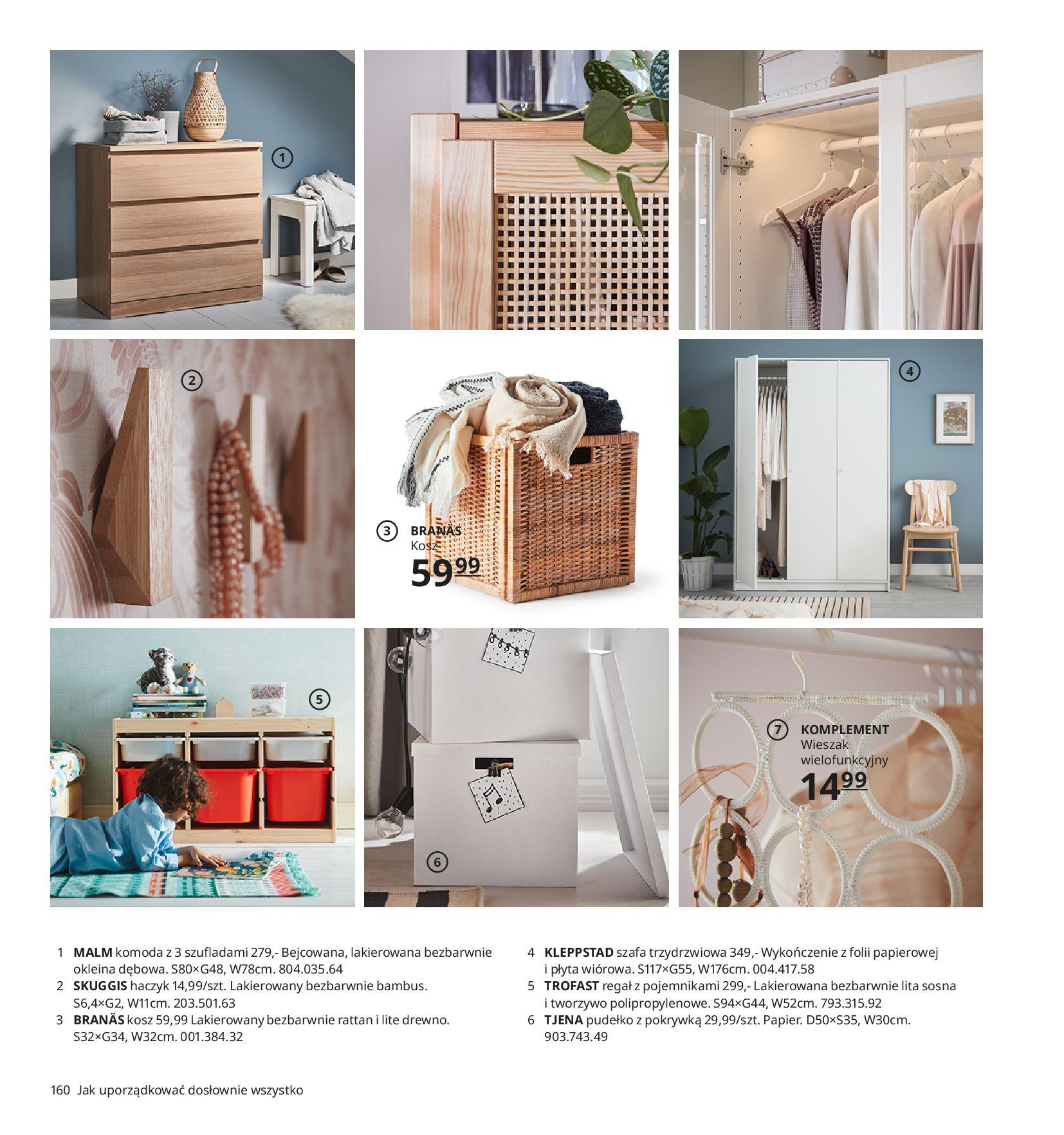Gazetka IKEA:  Katalog IKEA 2021 2020-08-12 page-160