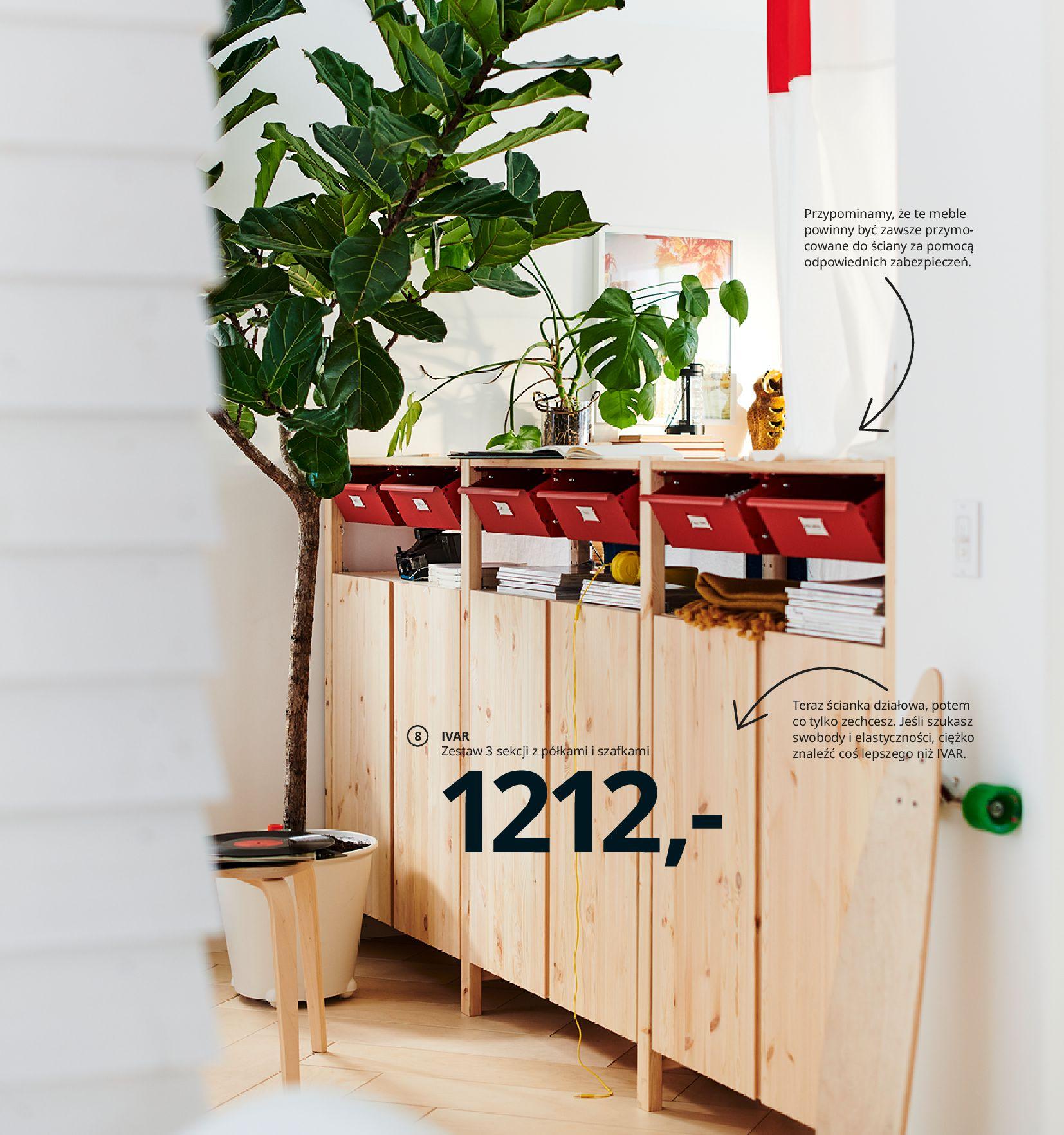 Gazetka IKEA:  Katalog IKEA 2021 2020-08-12 page-17