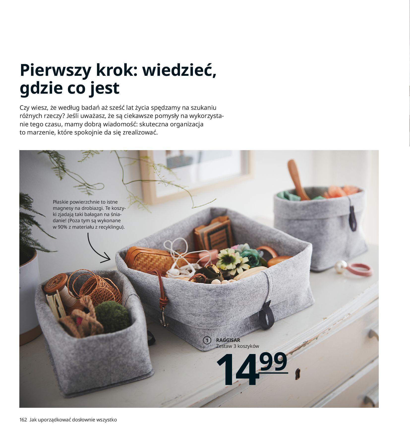 Gazetka IKEA:  Katalog IKEA 2021 2020-08-12 page-162
