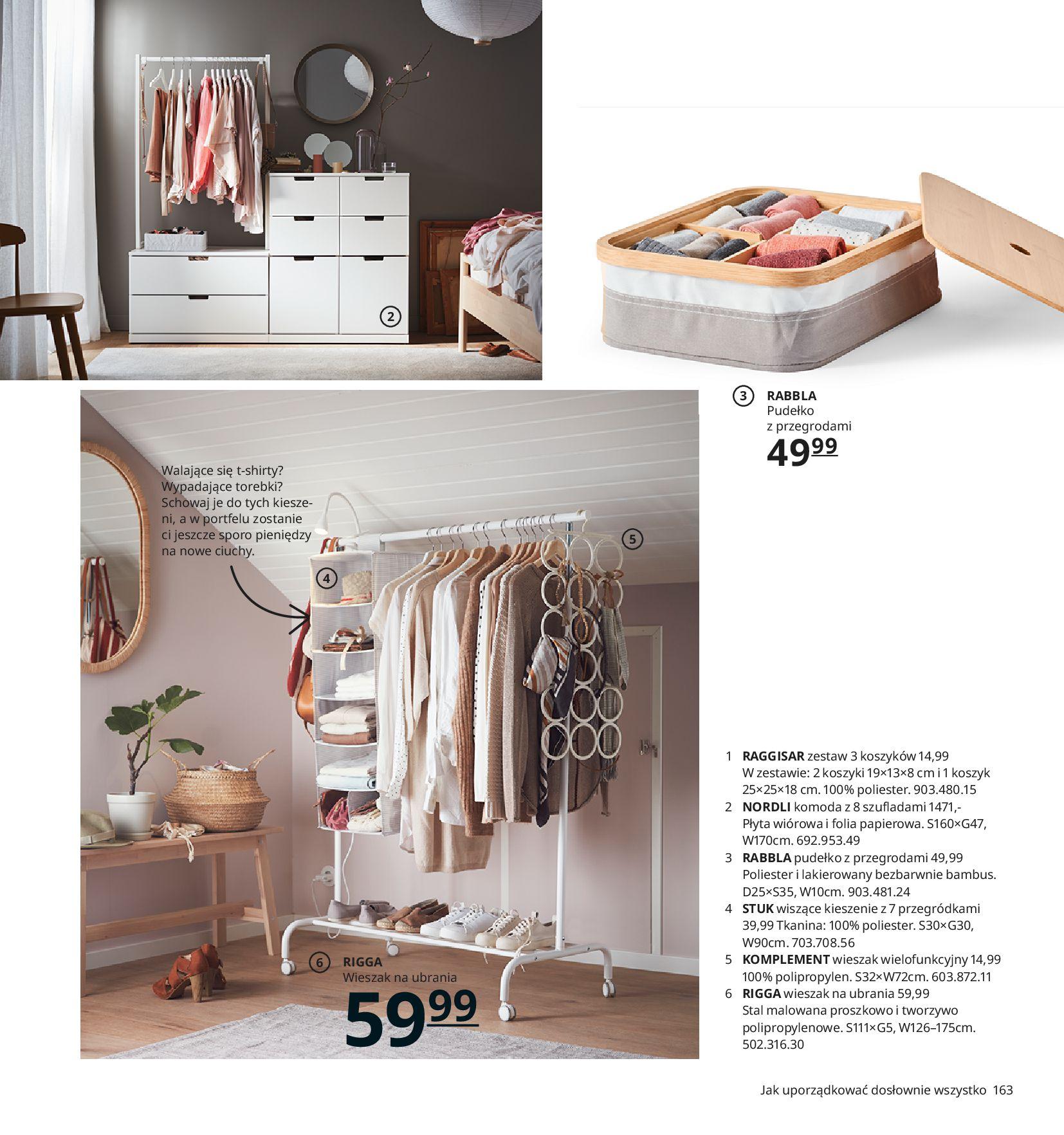 Gazetka IKEA:  Katalog IKEA 2021 2020-08-12 page-163