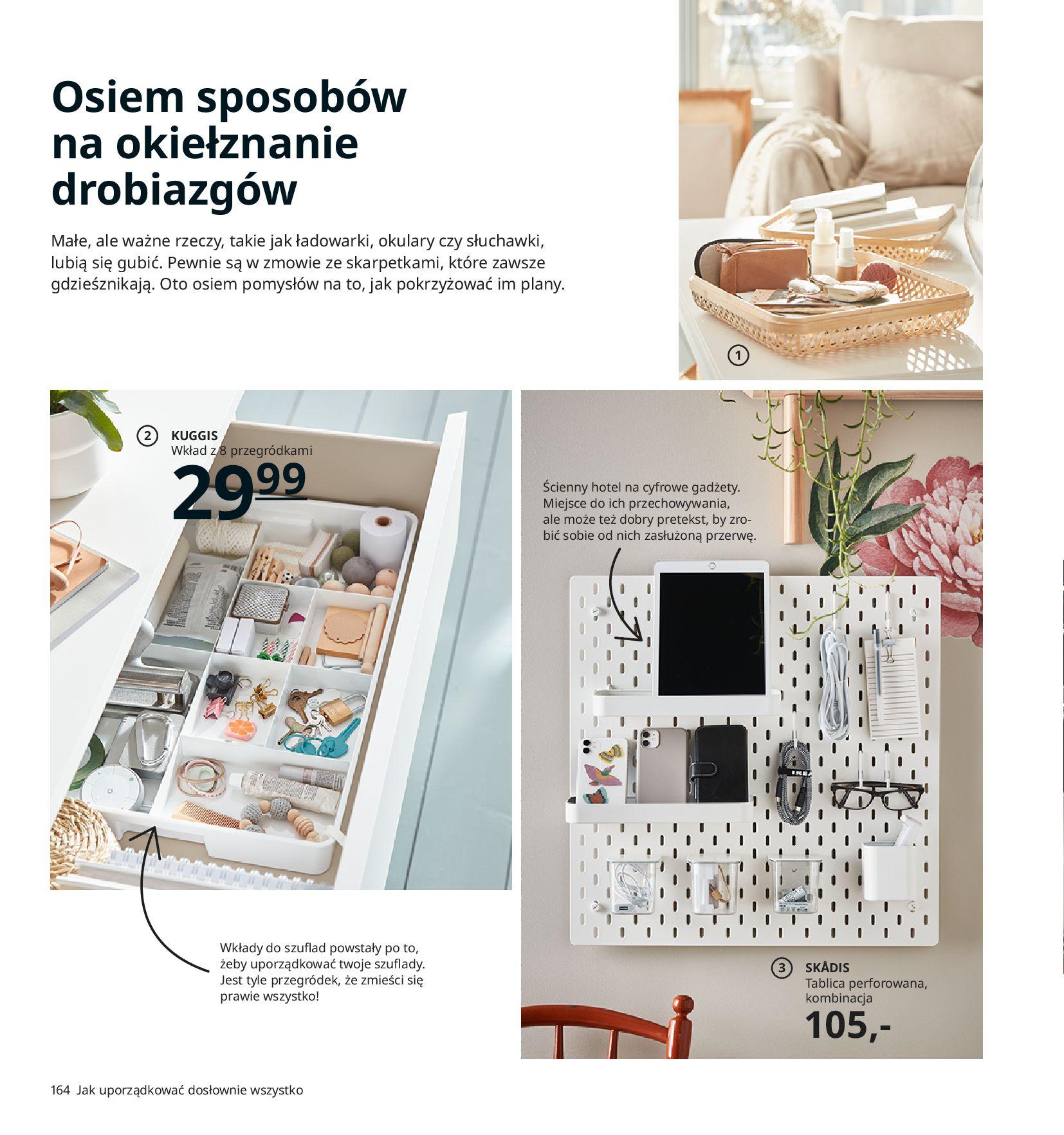 Gazetka IKEA:  Katalog IKEA 2021 2020-08-12 page-164