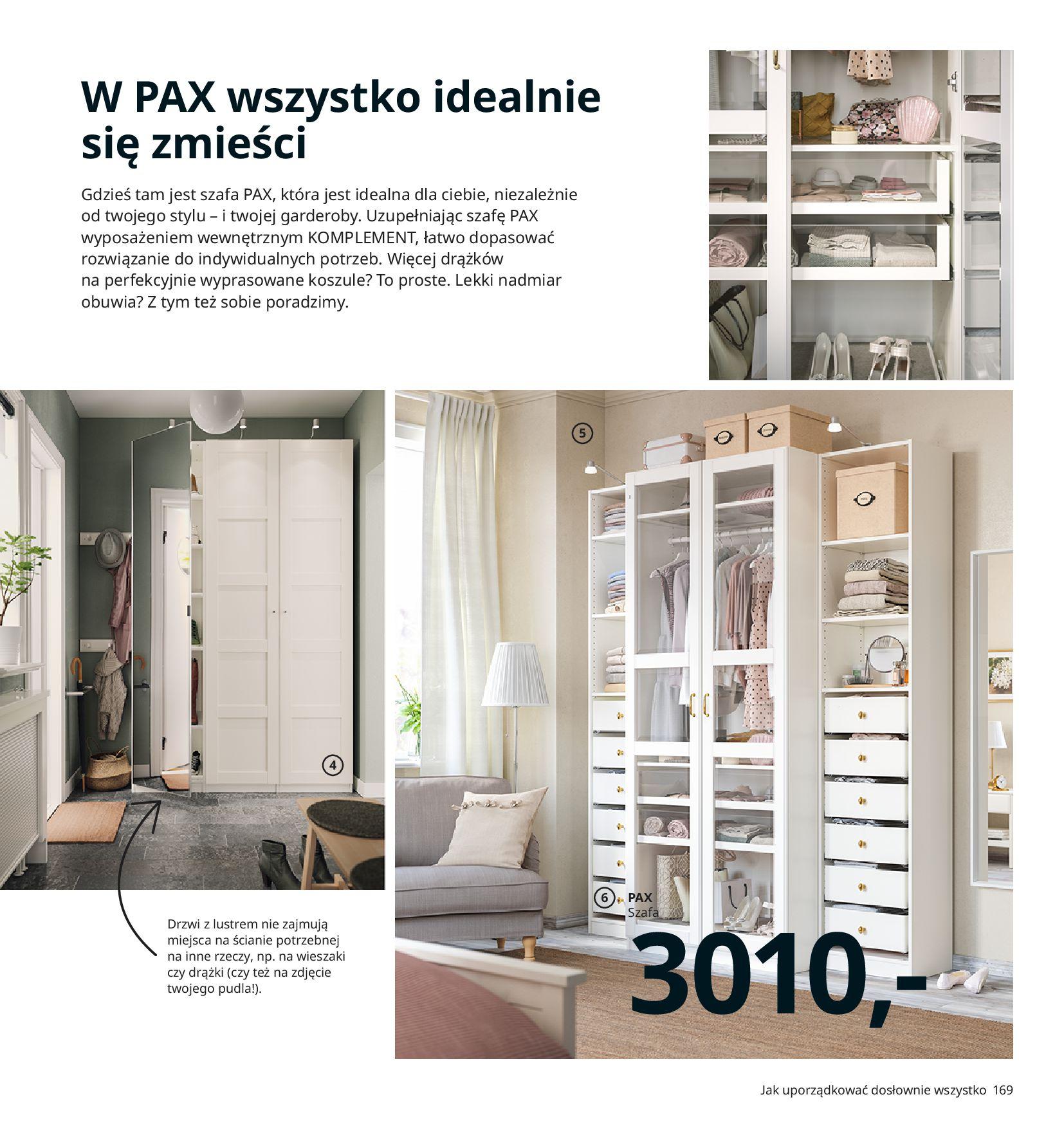 Gazetka IKEA:  Katalog IKEA 2021 2020-08-12 page-169