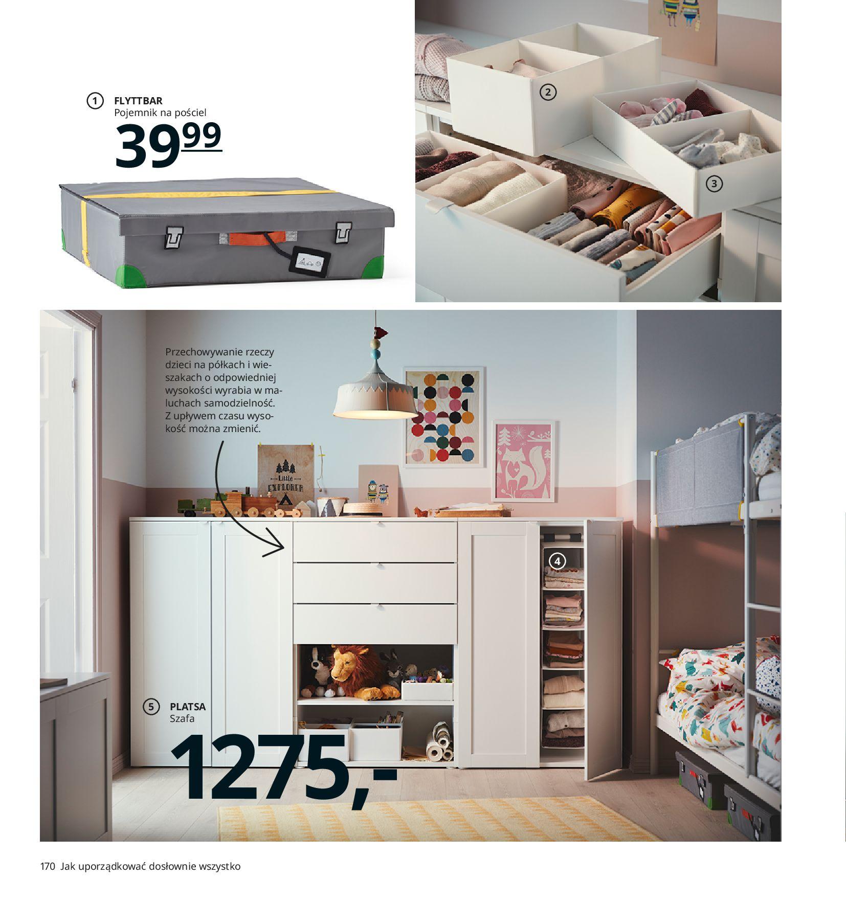 Gazetka IKEA:  Katalog IKEA 2021 2020-08-12 page-170