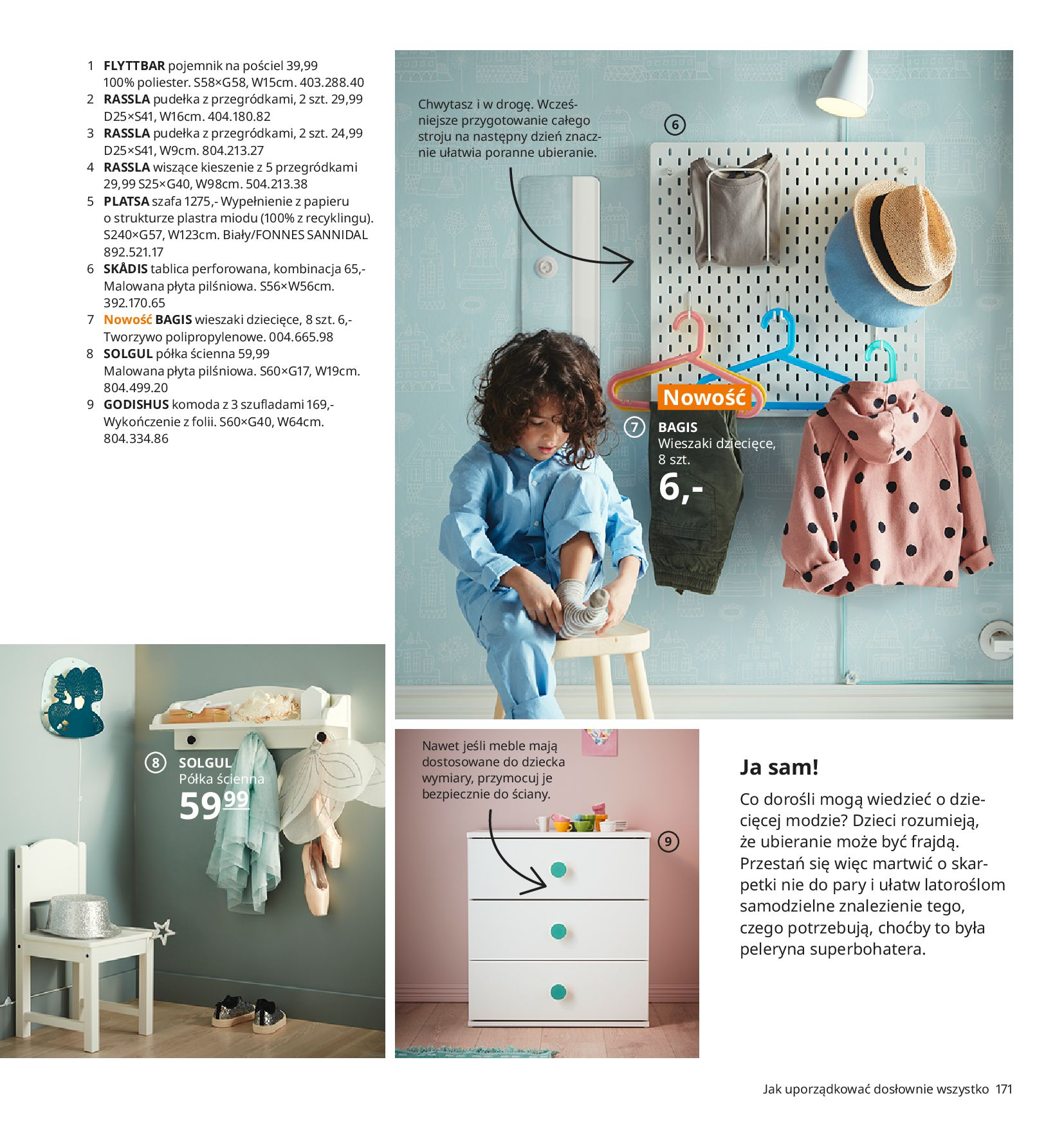 Gazetka IKEA:  Katalog IKEA 2021 2020-08-12 page-171