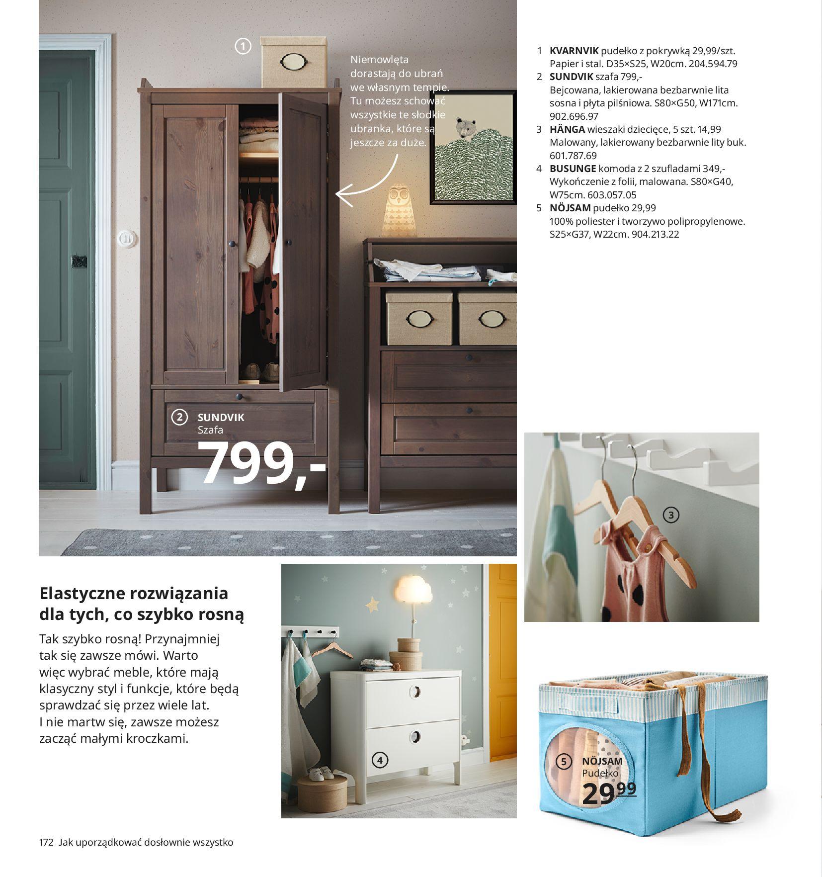 Gazetka IKEA:  Katalog IKEA 2021 2020-08-12 page-172