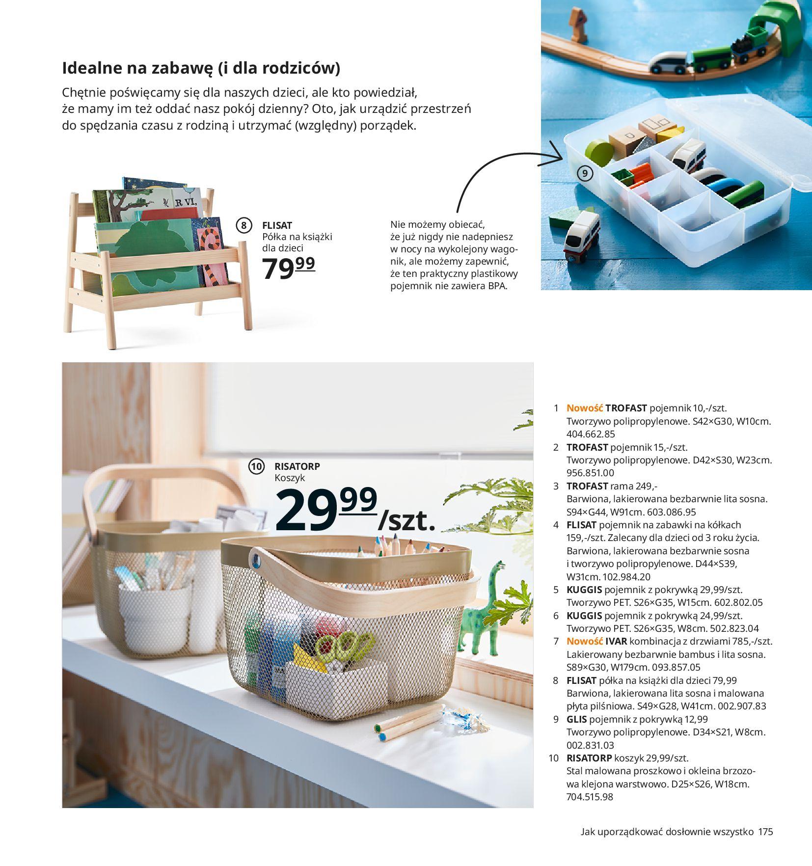 Gazetka IKEA:  Katalog IKEA 2021 2020-08-12 page-175