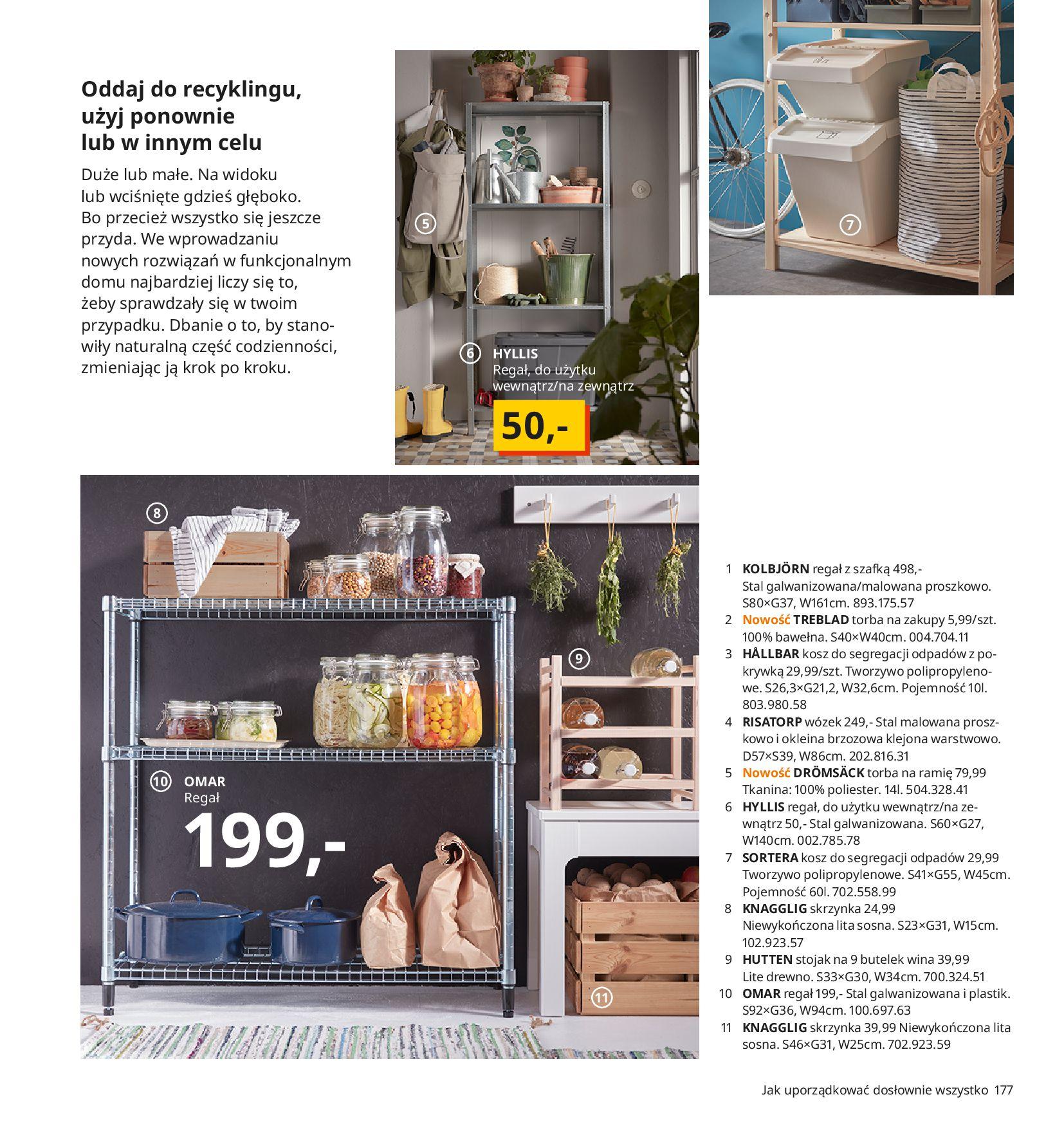 Gazetka IKEA:  Katalog IKEA 2021 2020-08-12 page-177