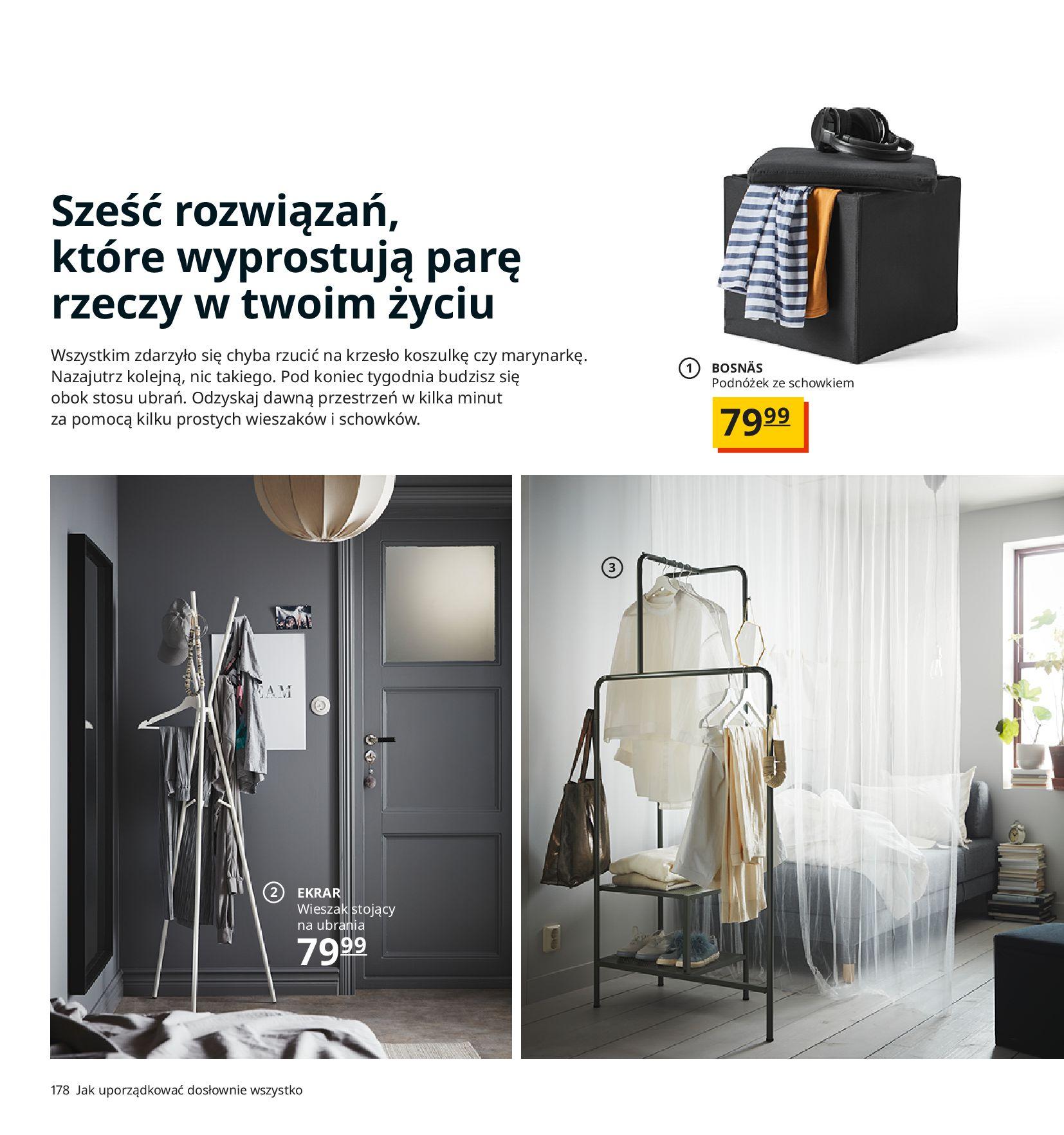 Gazetka IKEA:  Katalog IKEA 2021 2020-08-12 page-178