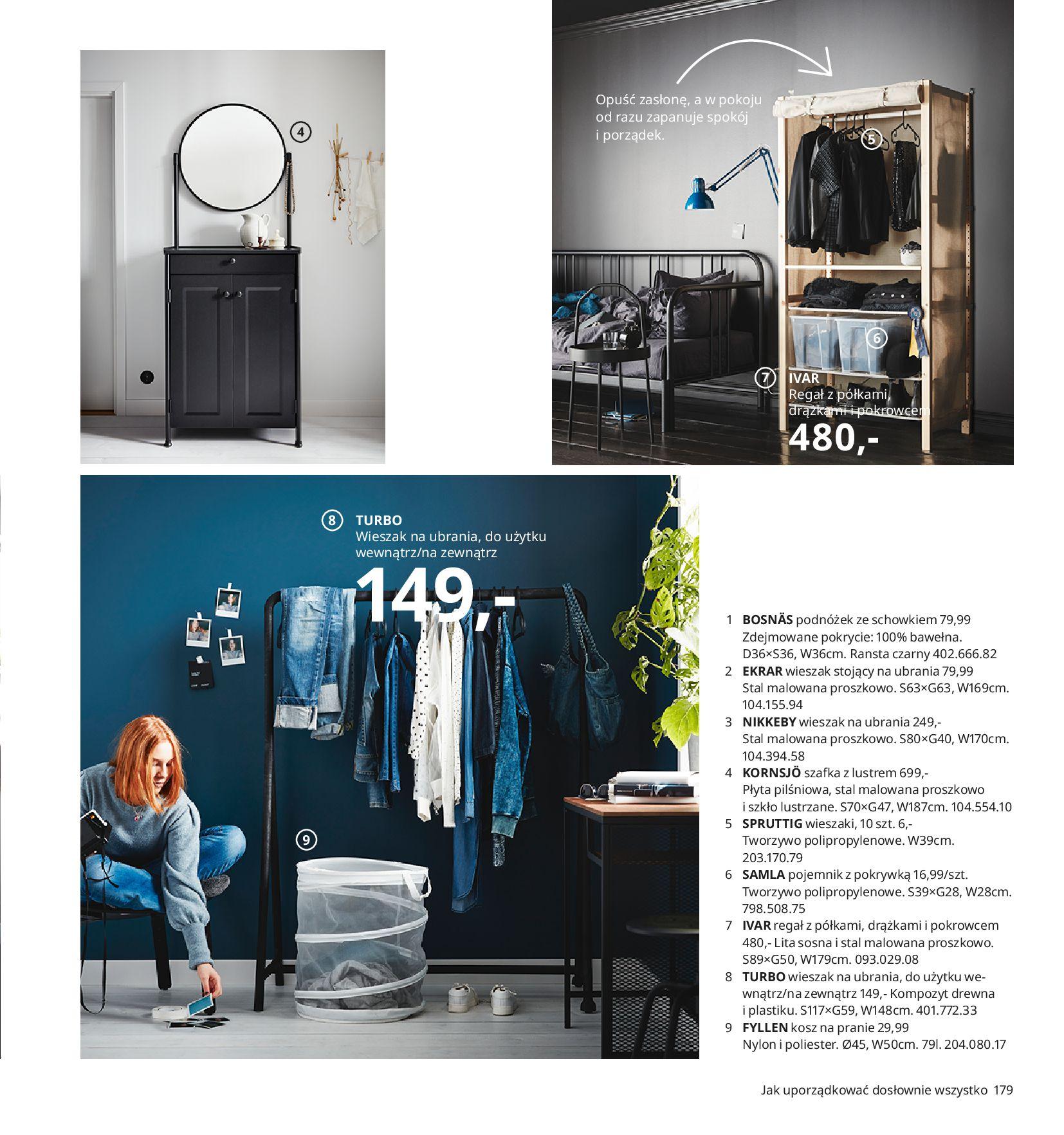 Gazetka IKEA:  Katalog IKEA 2021 2020-08-12 page-179