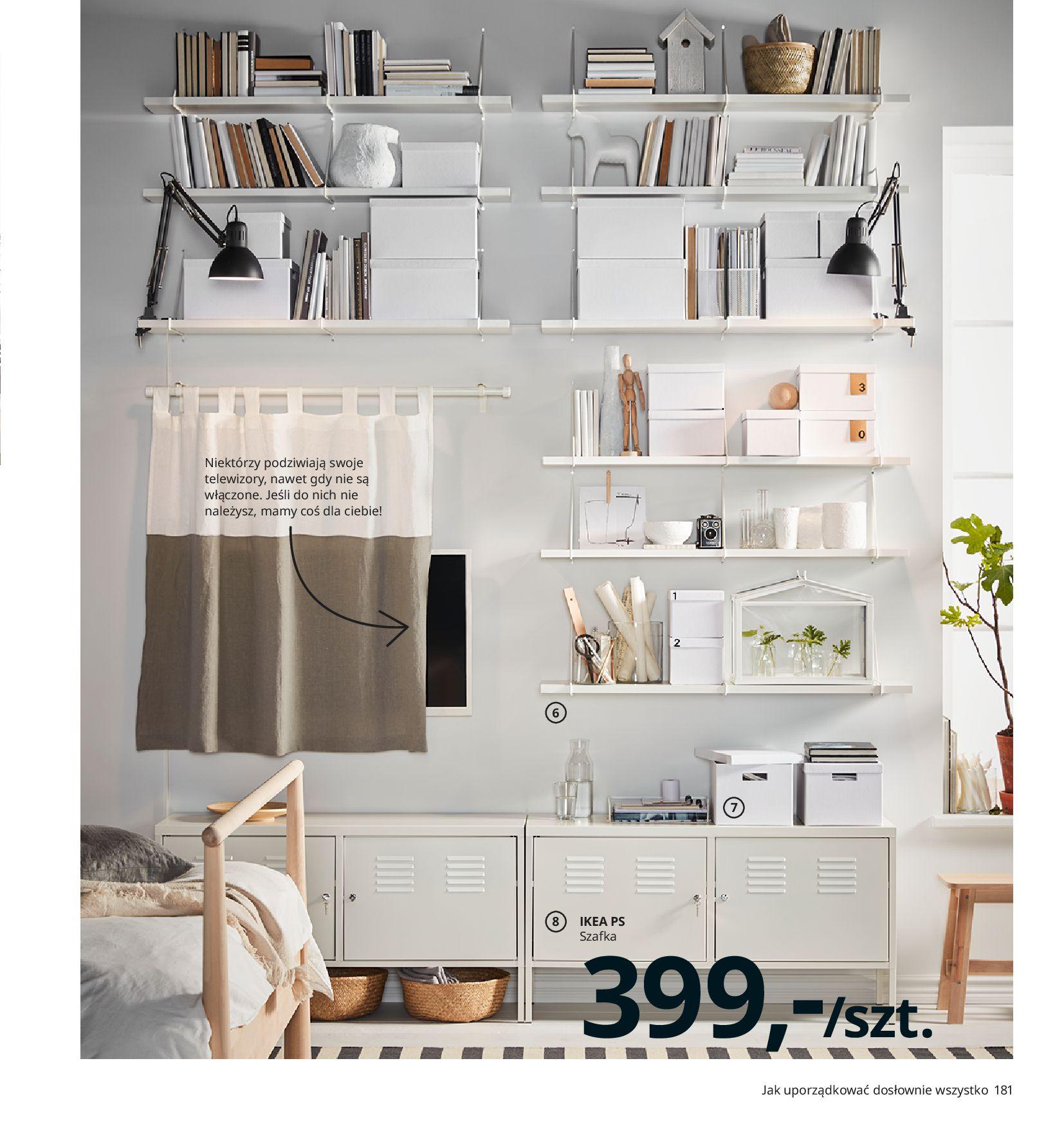 Gazetka IKEA:  Katalog IKEA 2021 2020-08-12 page-181