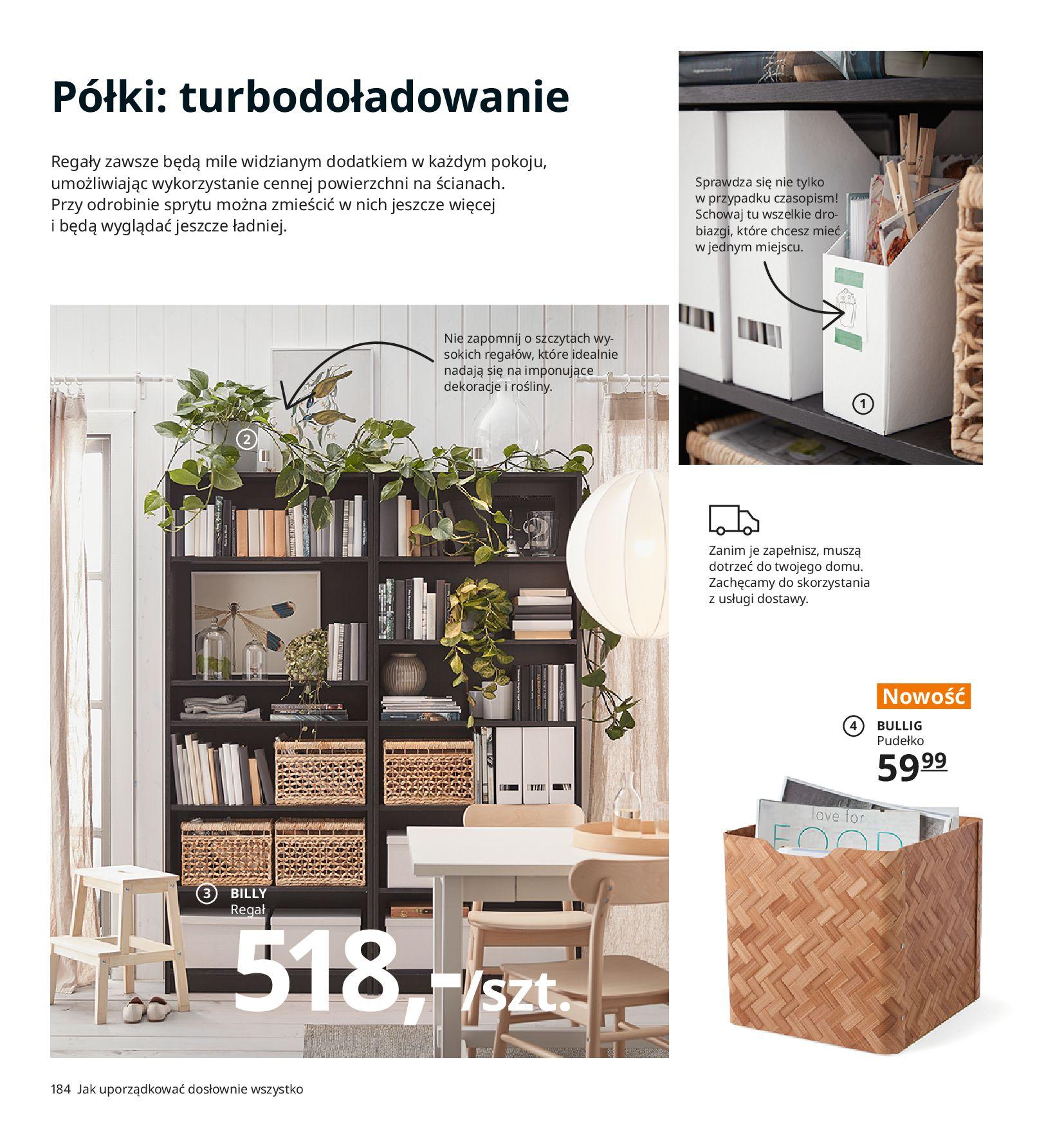 Gazetka IKEA:  Katalog IKEA 2021 2020-08-12 page-184