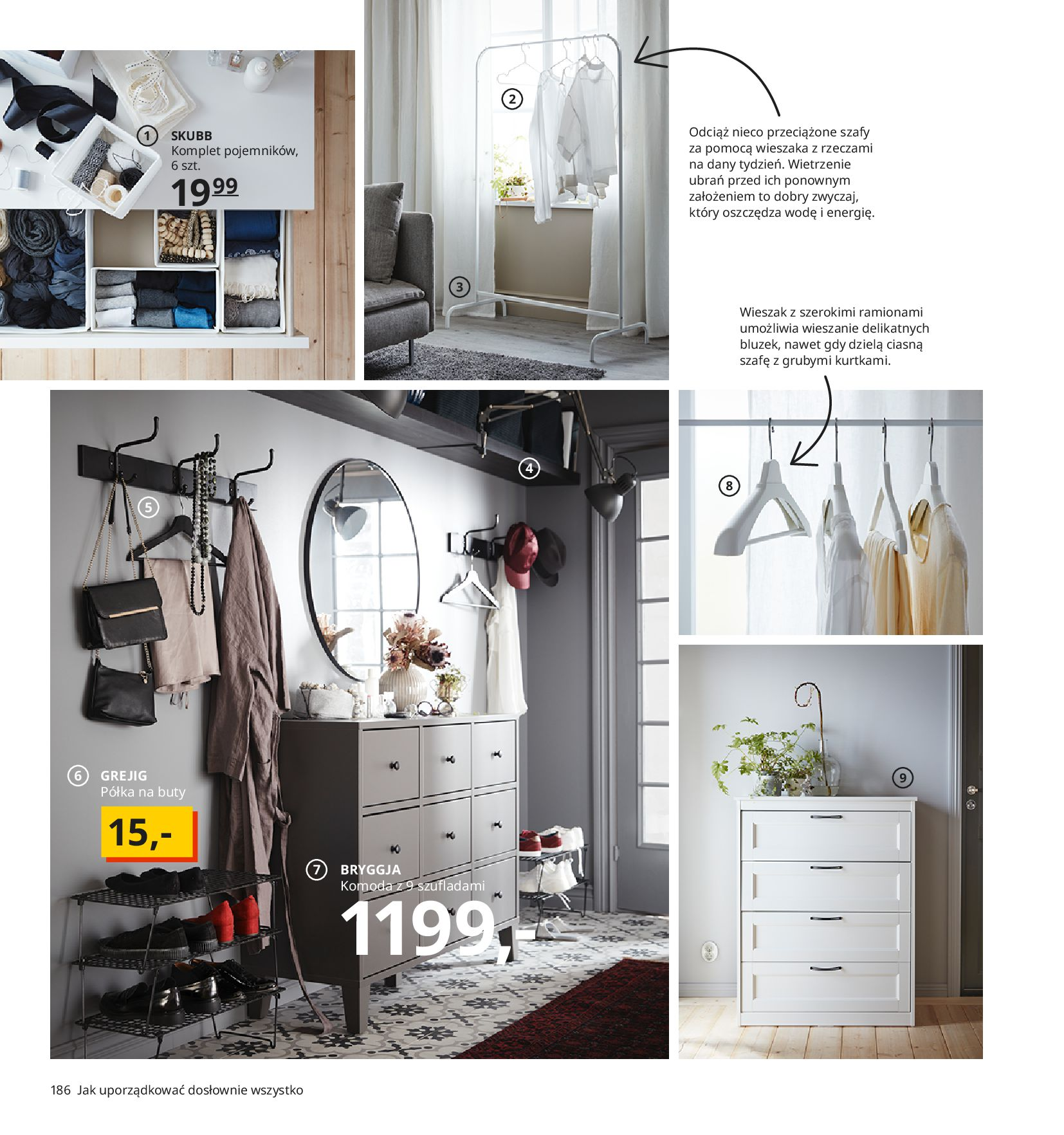 Gazetka IKEA:  Katalog IKEA 2021 2020-08-12 page-186