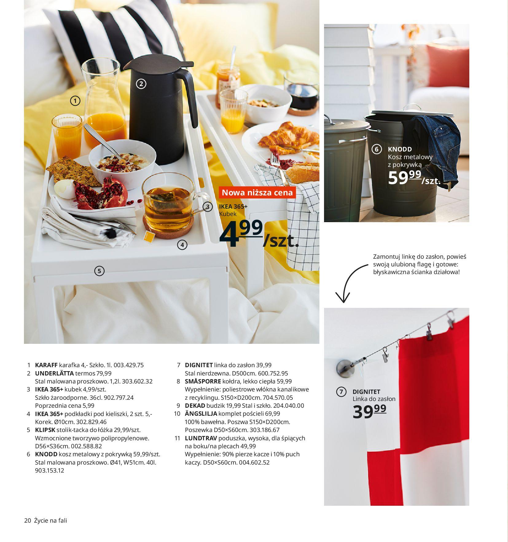 Gazetka IKEA:  Katalog IKEA 2021 2020-08-12 page-20