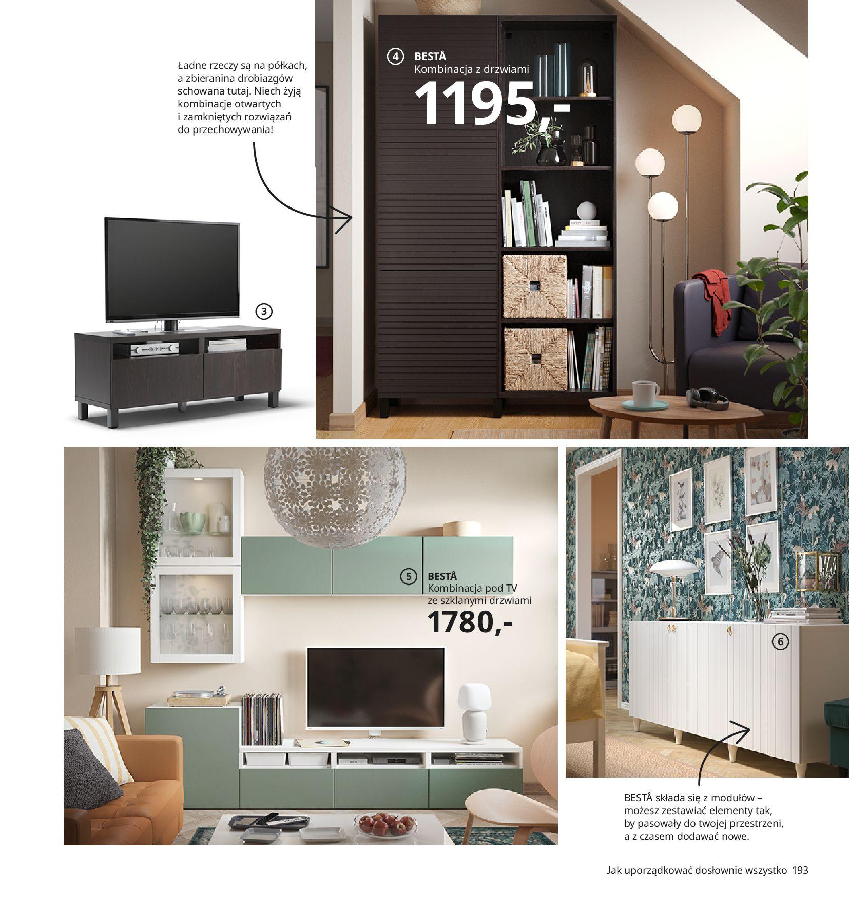 Gazetka IKEA:  Katalog IKEA 2021 2020-08-12 page-193