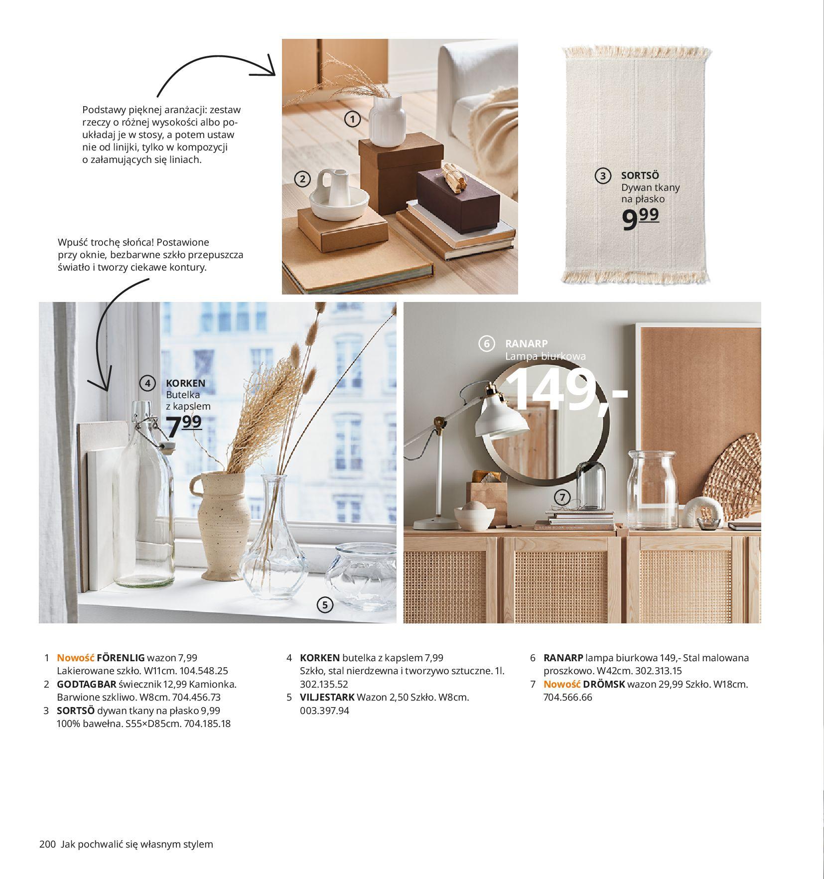 Gazetka IKEA:  Katalog IKEA 2021 2020-08-12 page-200