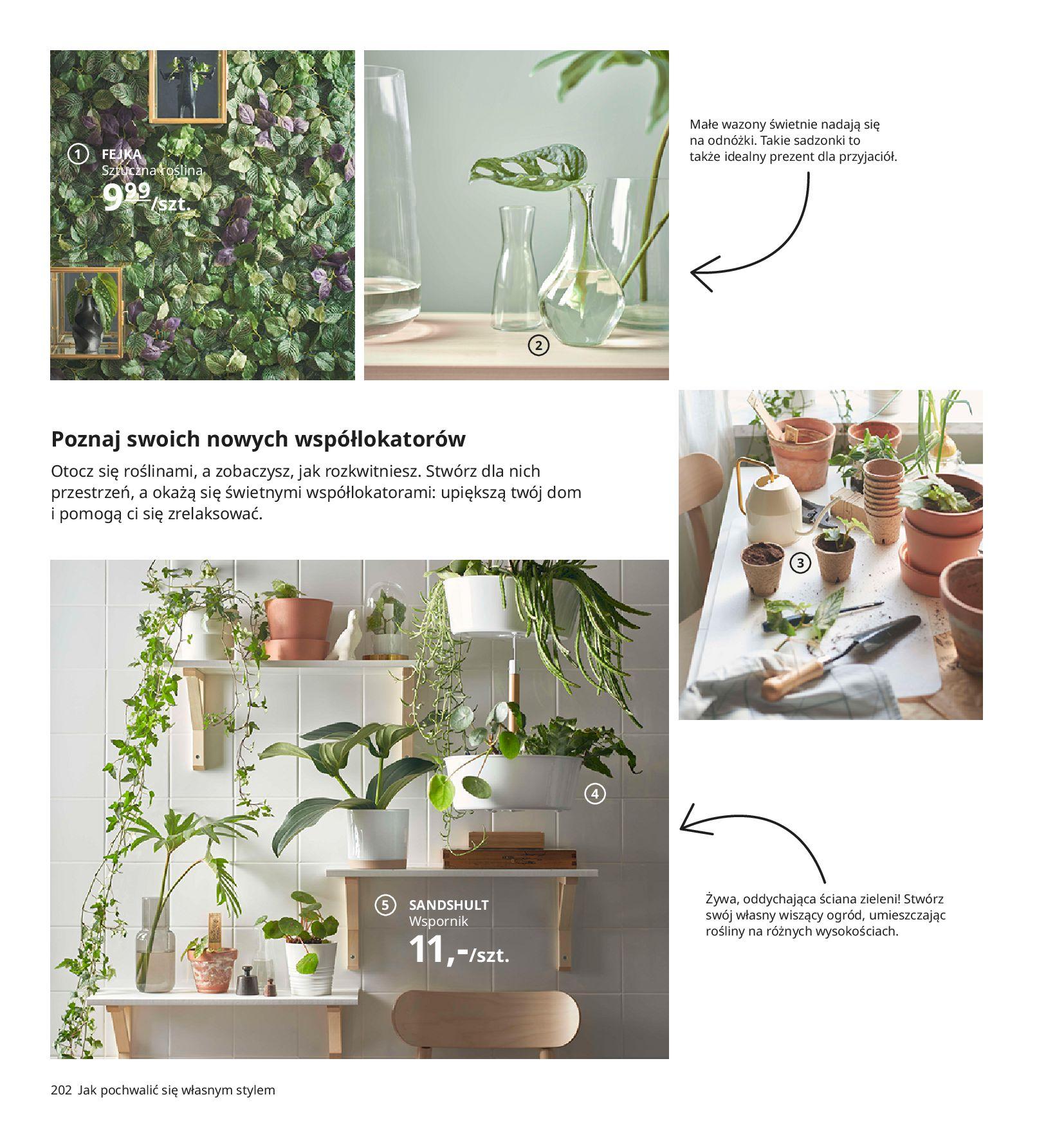Gazetka IKEA -  Katalog IKEA 2021-11.08.2020-30.07.2021-page-202