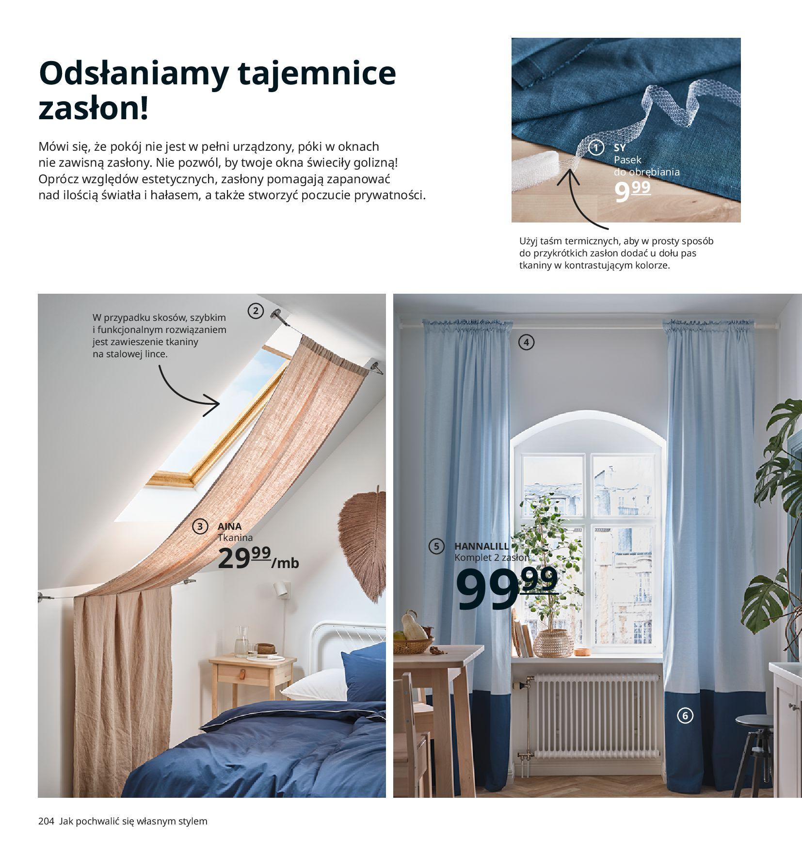 Gazetka IKEA:  Katalog IKEA 2021 2020-08-12 page-204
