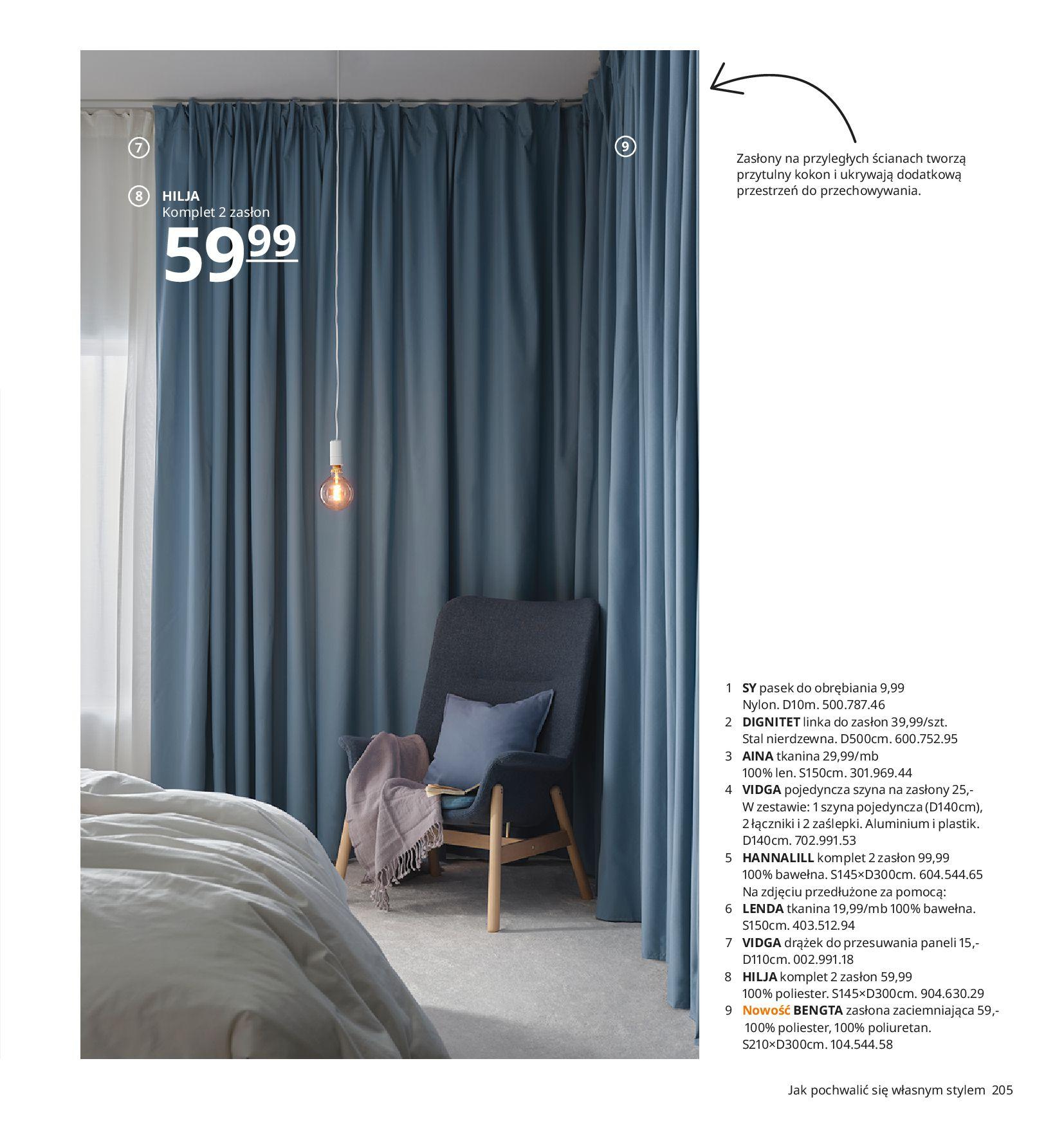Gazetka IKEA:  Katalog IKEA 2021 2020-08-12 page-205