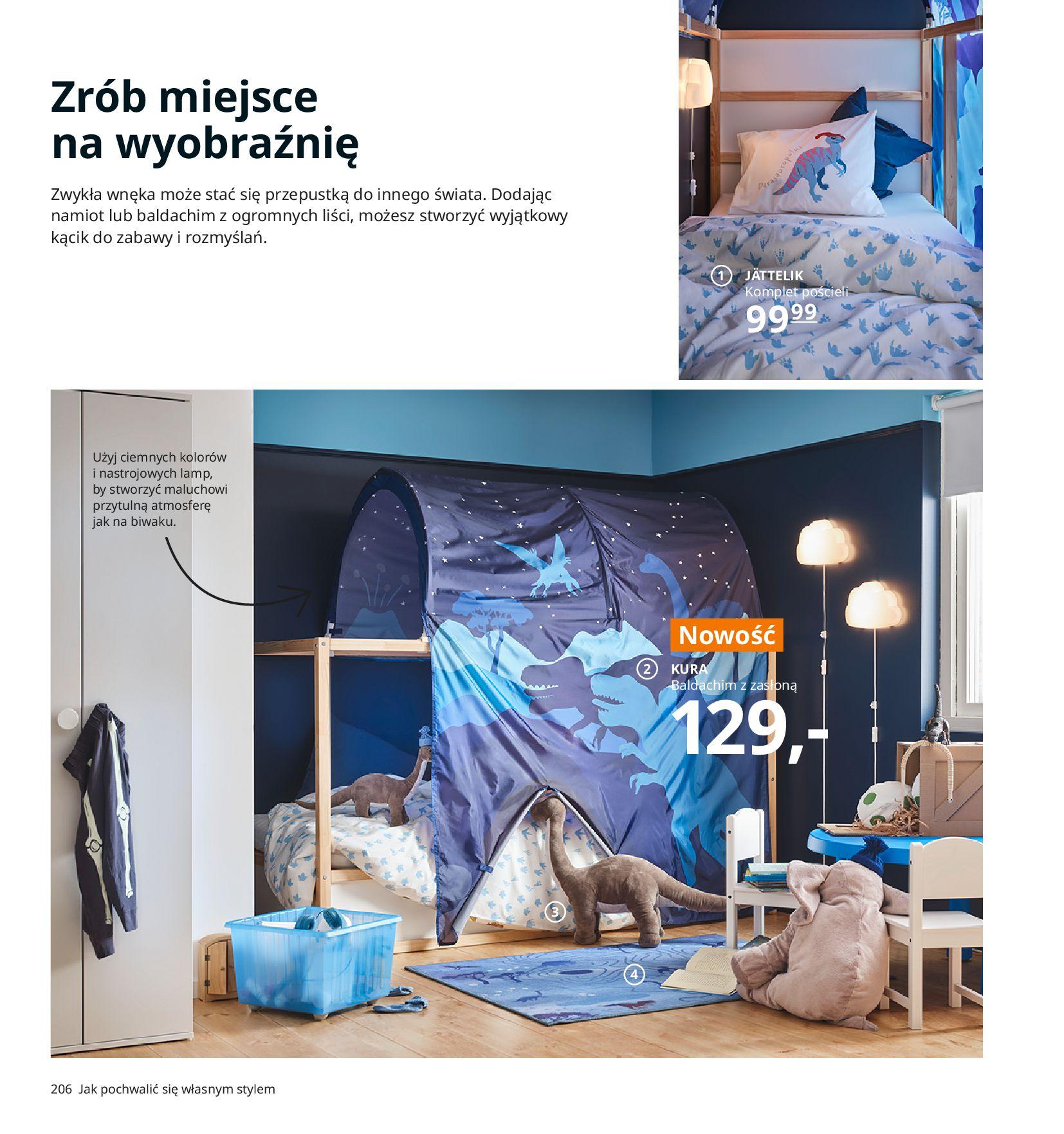 Gazetka IKEA:  Katalog IKEA 2021 2020-08-12 page-206