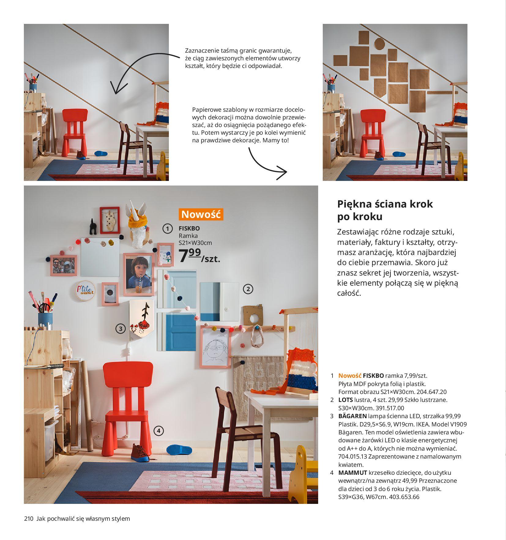 Gazetka IKEA:  Katalog IKEA 2021 2020-08-12 page-210