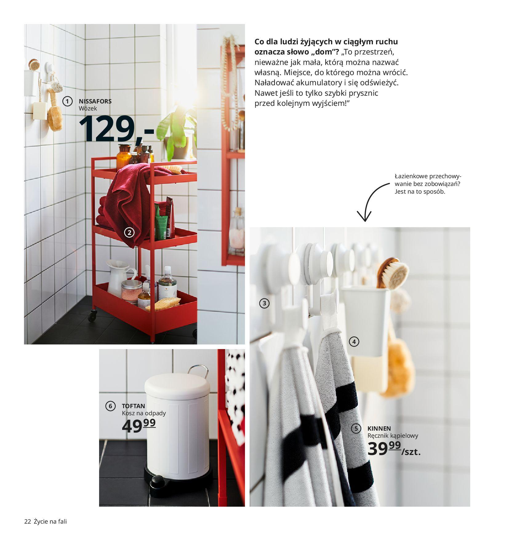 Gazetka IKEA:  Katalog IKEA 2021 2020-08-12 page-22