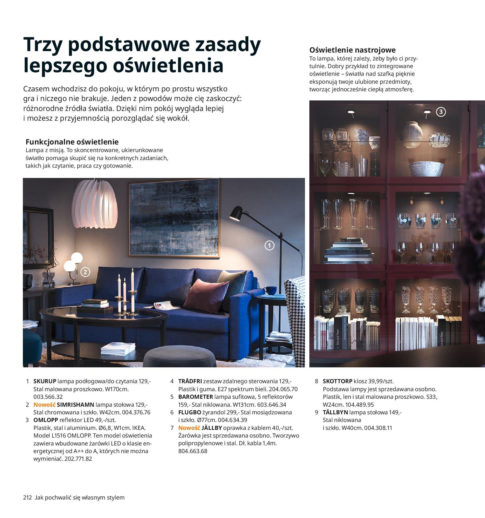 Gazetka IKEA:  Katalog IKEA 2021 2020-08-12 page-212