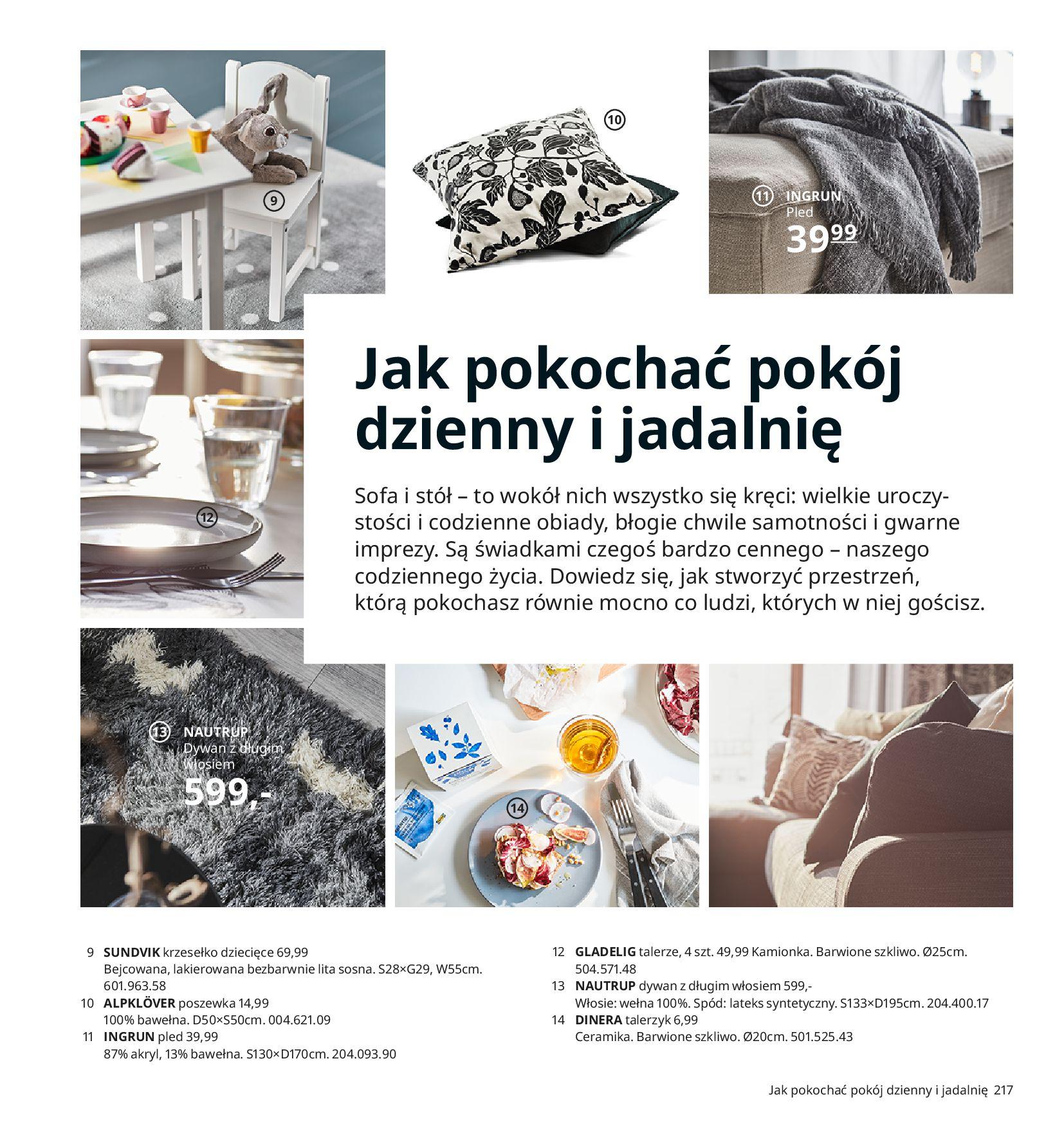 Gazetka IKEA:  Katalog IKEA 2021 2020-08-12 page-217