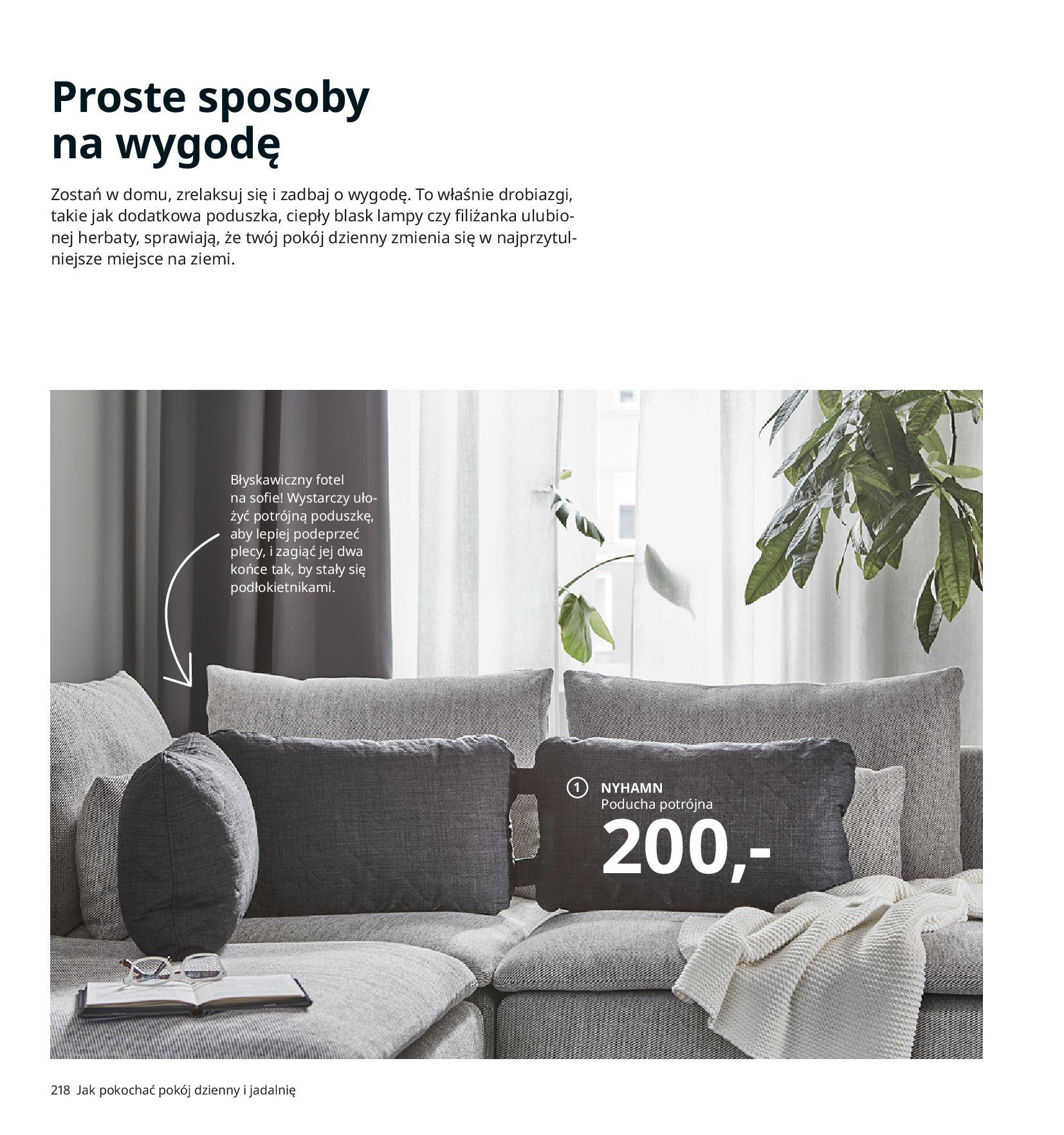 Gazetka IKEA:  Katalog IKEA 2021 2020-08-12 page-218
