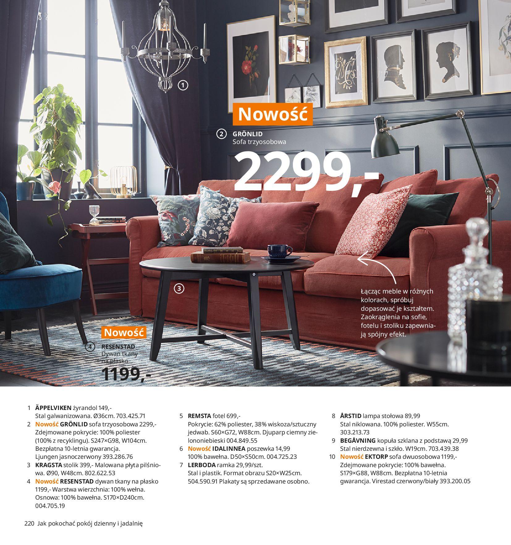 Gazetka IKEA:  Katalog IKEA 2021 2020-08-12 page-220