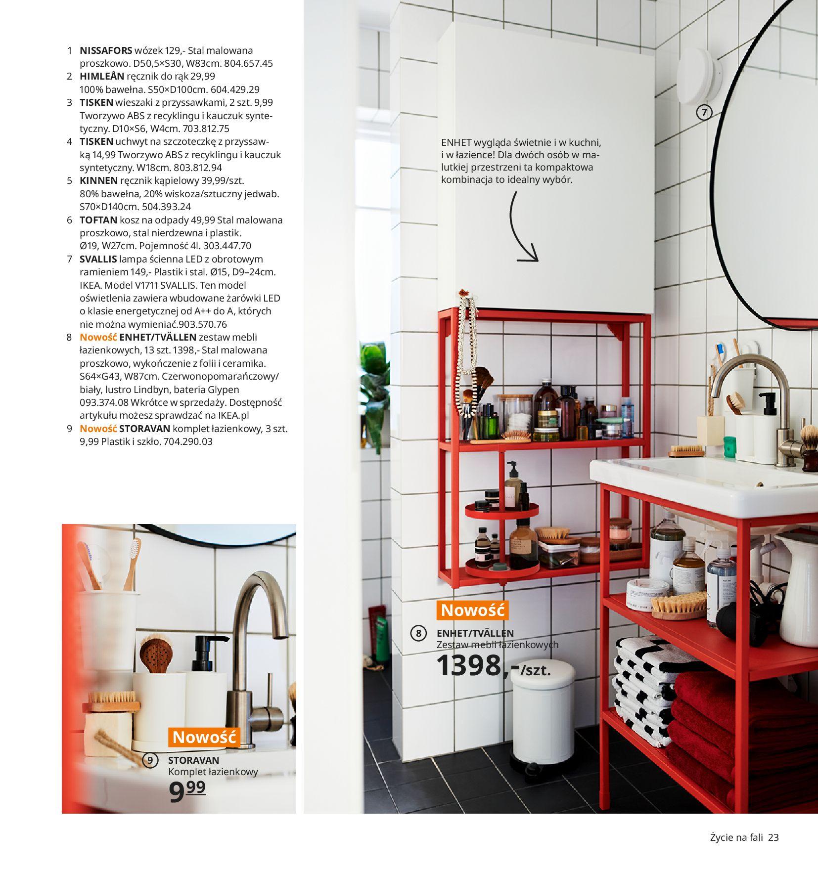 Gazetka IKEA:  Katalog IKEA 2021 2020-08-12 page-23